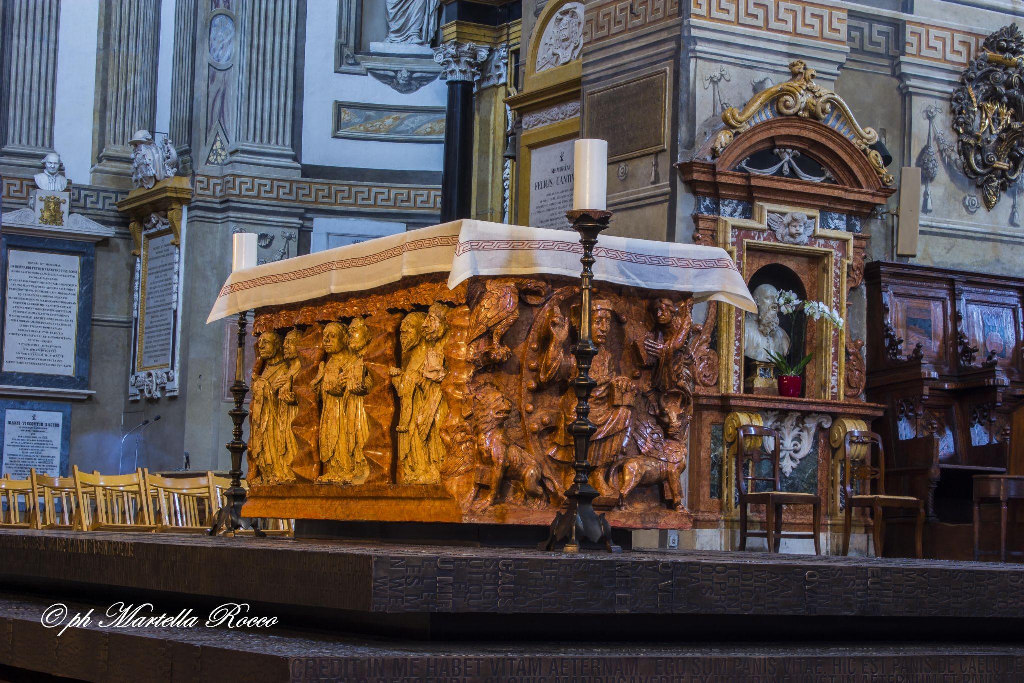 Cattedrale di santa Maria Assunta Parma by PhotoM.R.60D