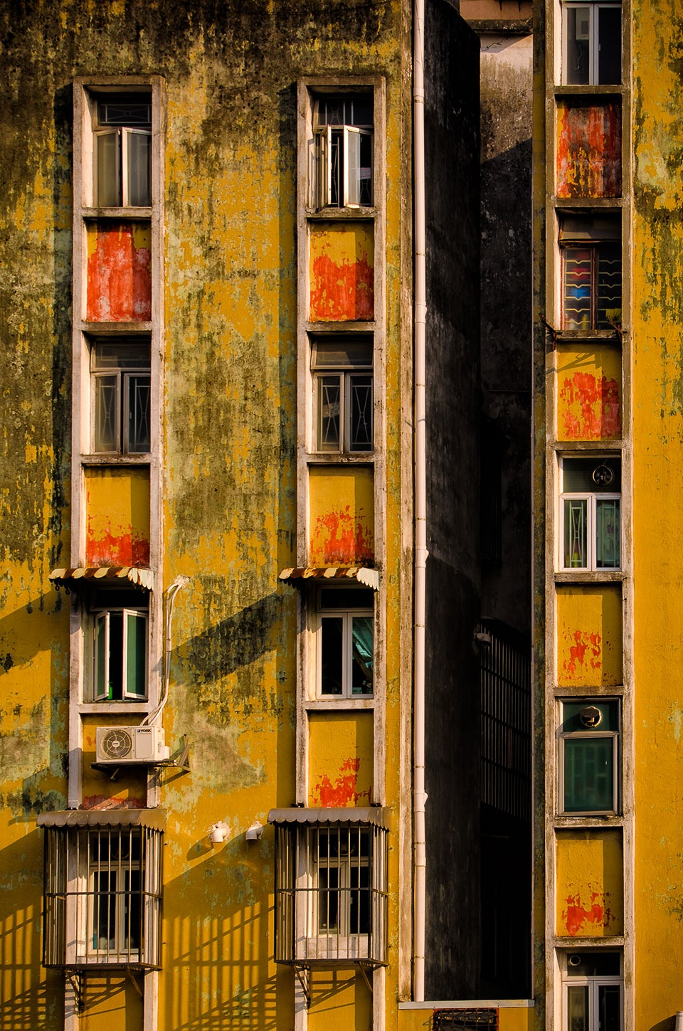 Windows by Hahnman