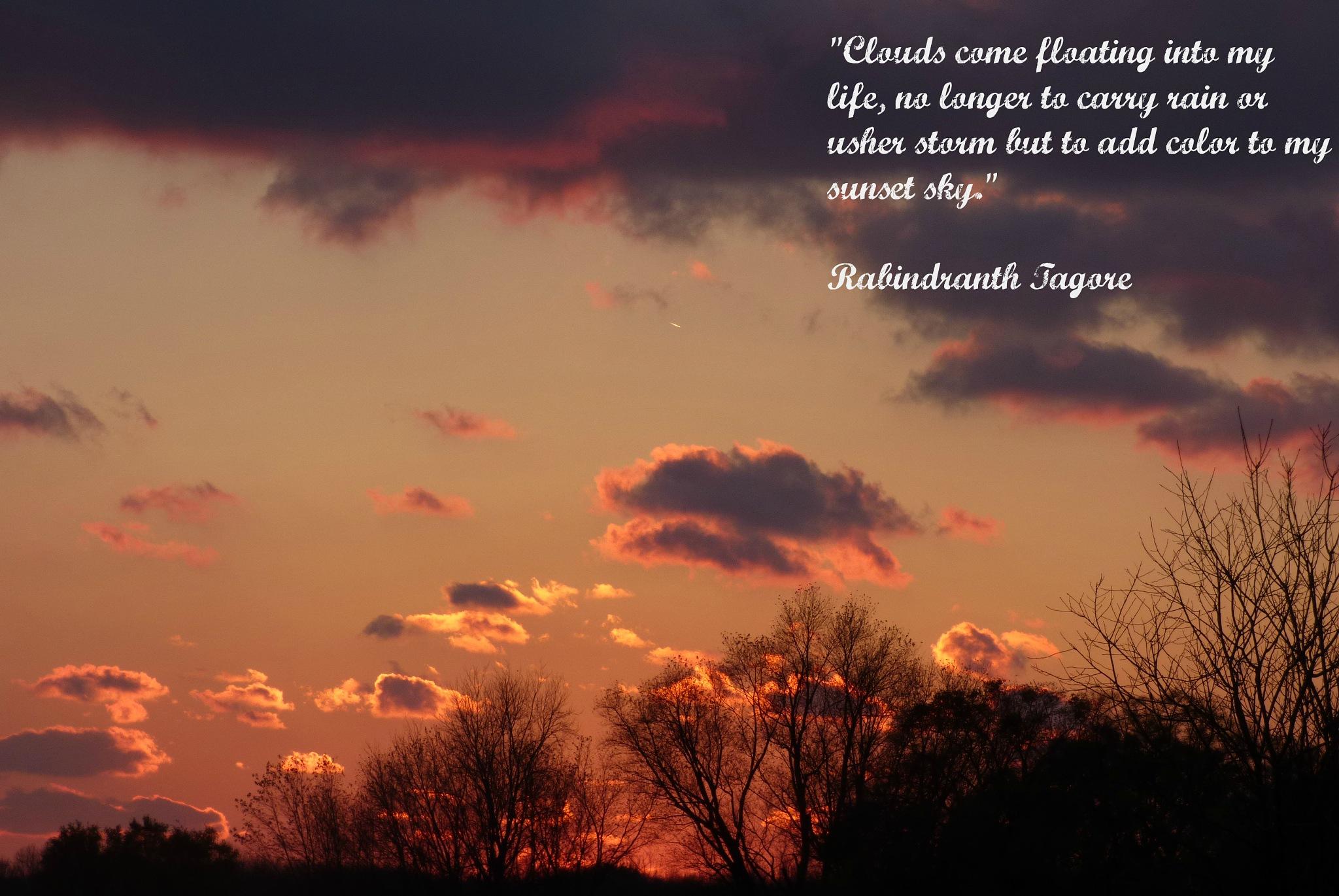 Fennville Clouds by ScottWardPhotography