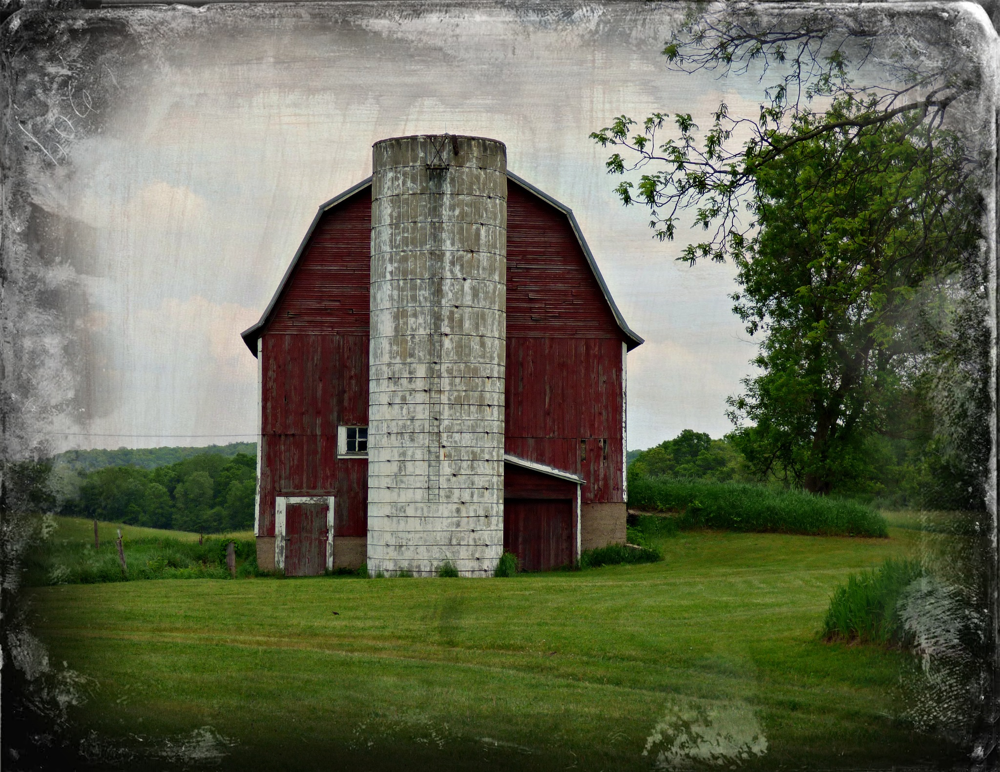 It's A Barn Thing by ScottWardPhotography