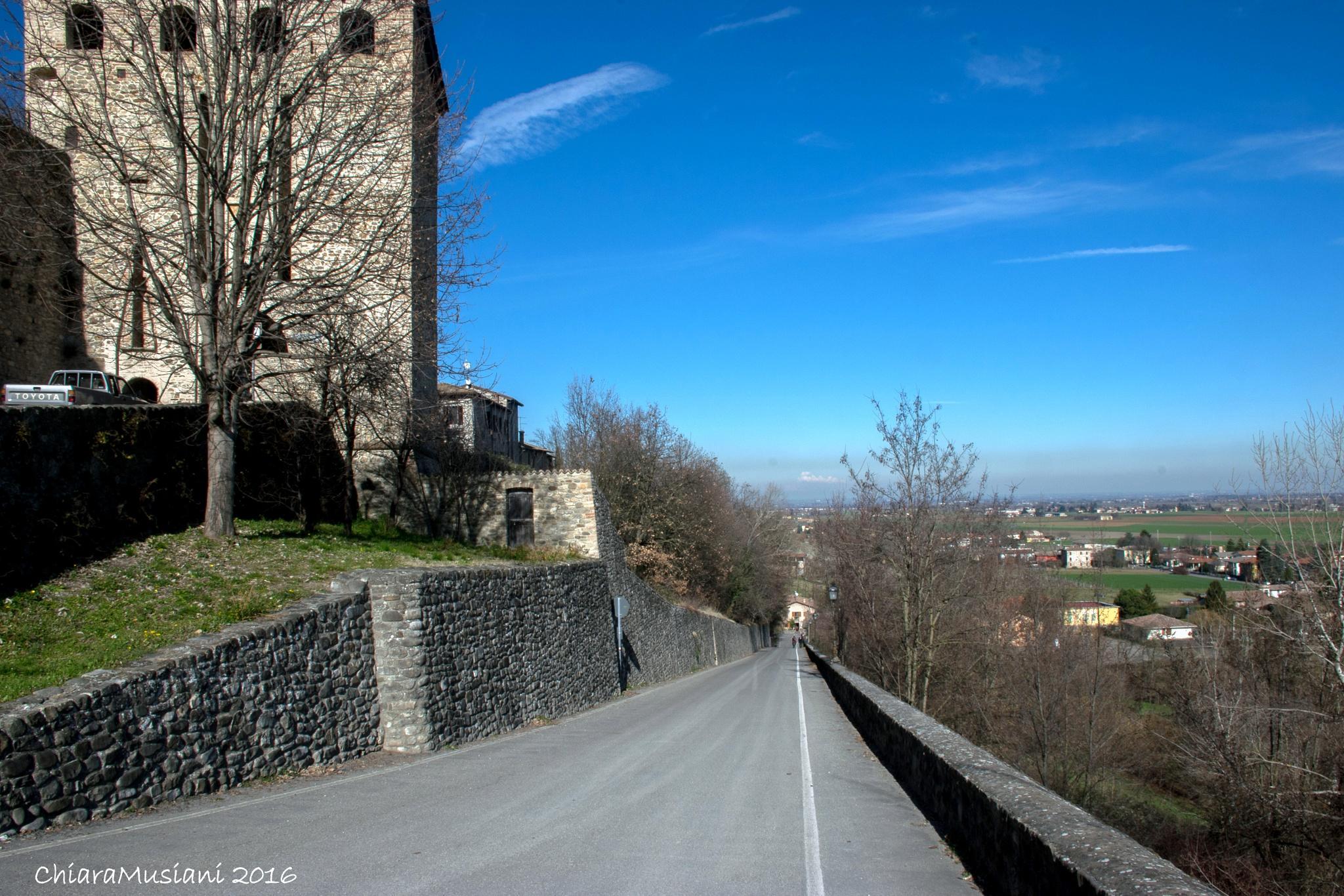 The long walk  by musianichiara