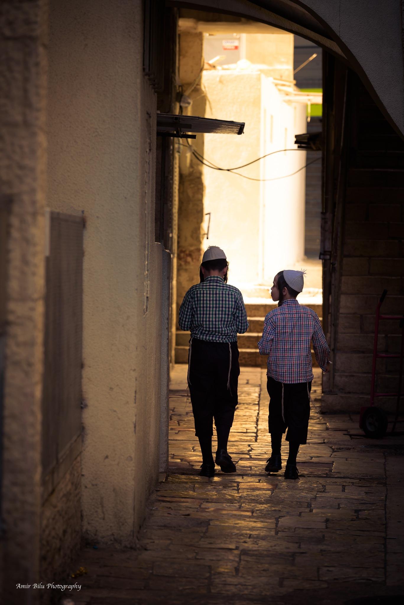 children by Amir Bilu