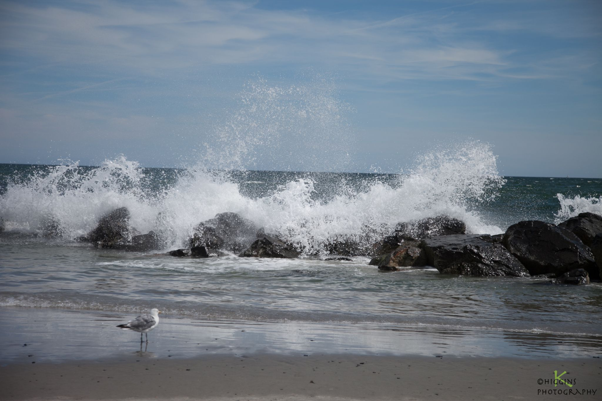 waves by K Higgins photography