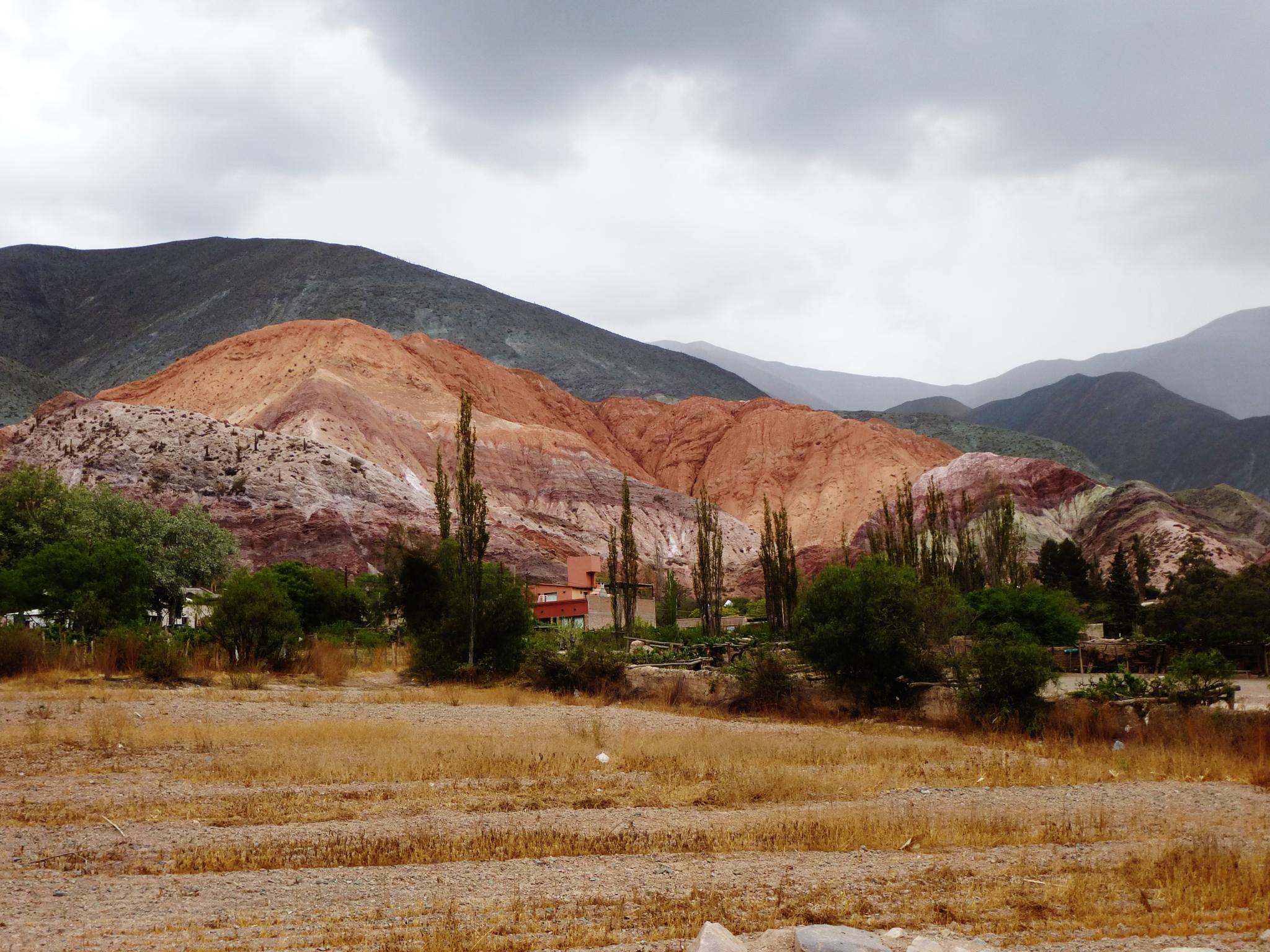 Photo in Landscape #purmamarca #cerro de los siete colores #jujuy