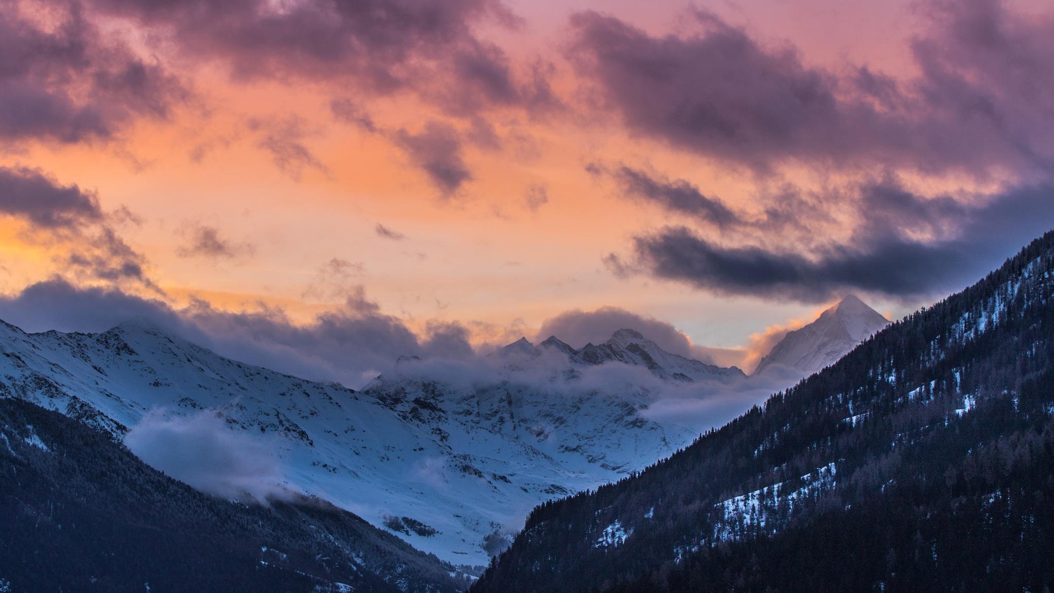 Swiss Alps by Arturas Kerdokas