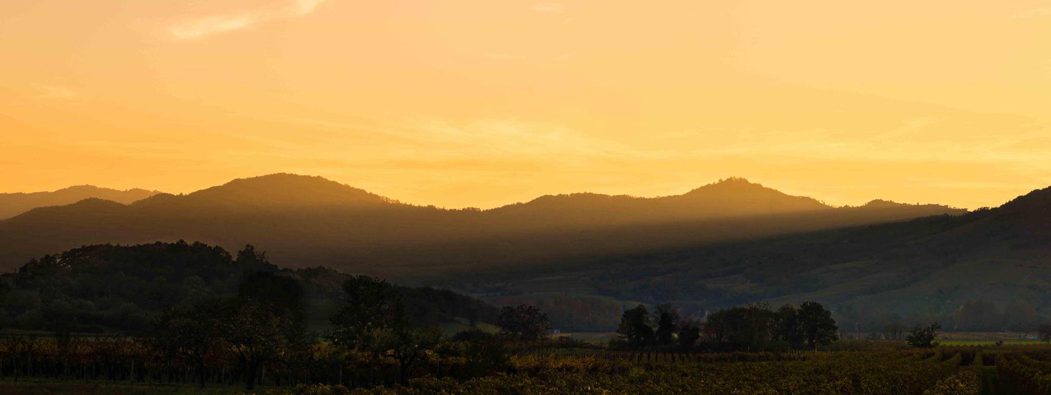 Sunset... by Jan Skočaj