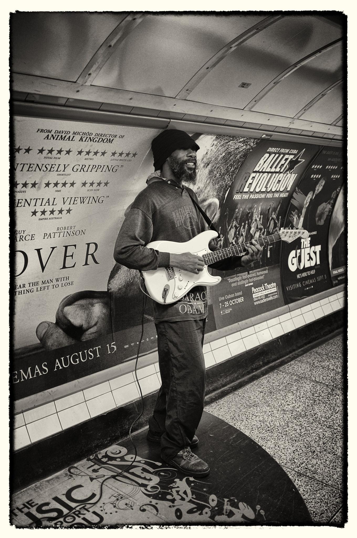 Music Man by PeteGajic