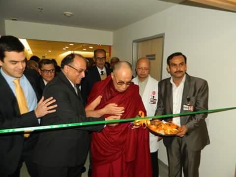 his holiness dalai lama  by johnmb