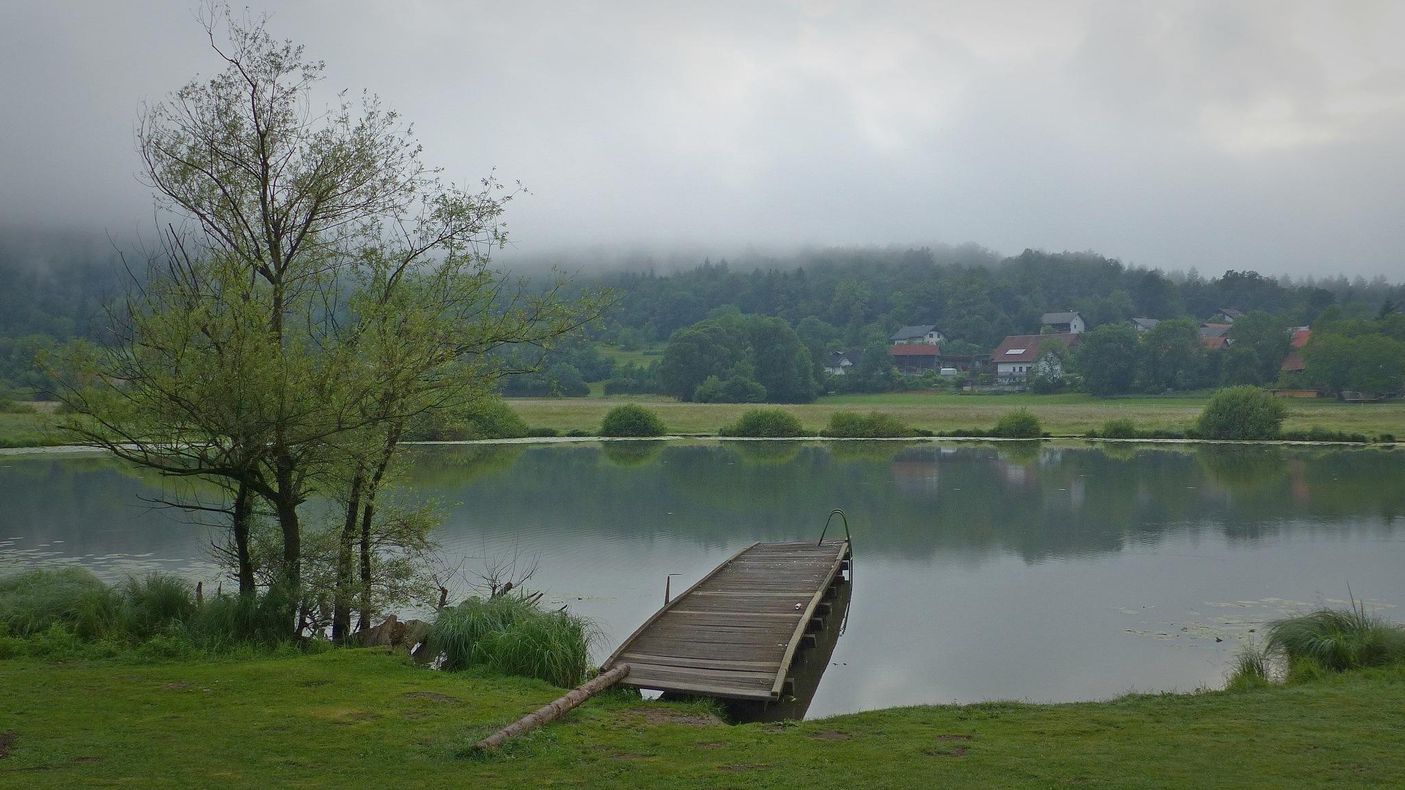 Jezero by Iztok B