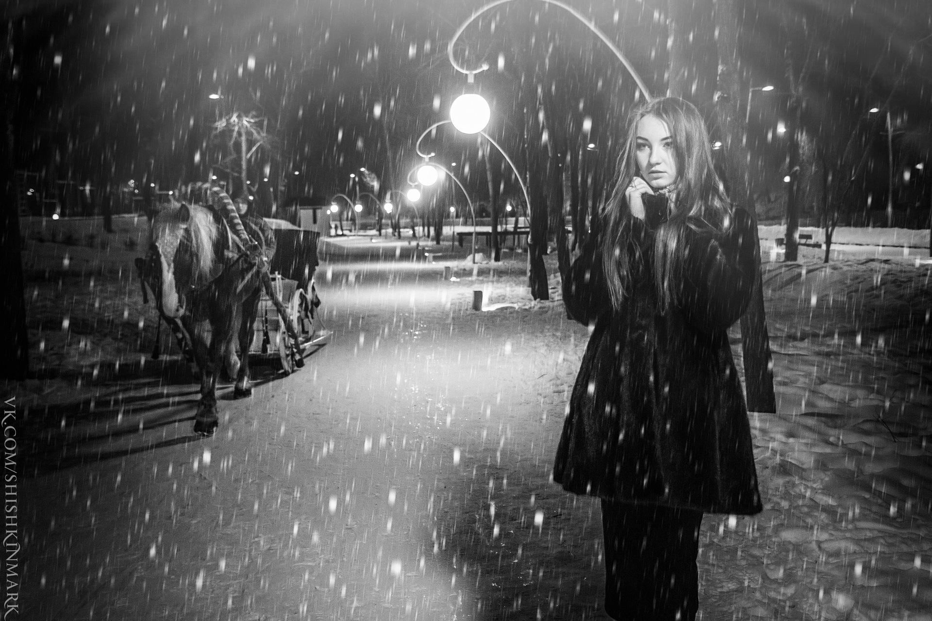 Cold story by Mark Shishkin