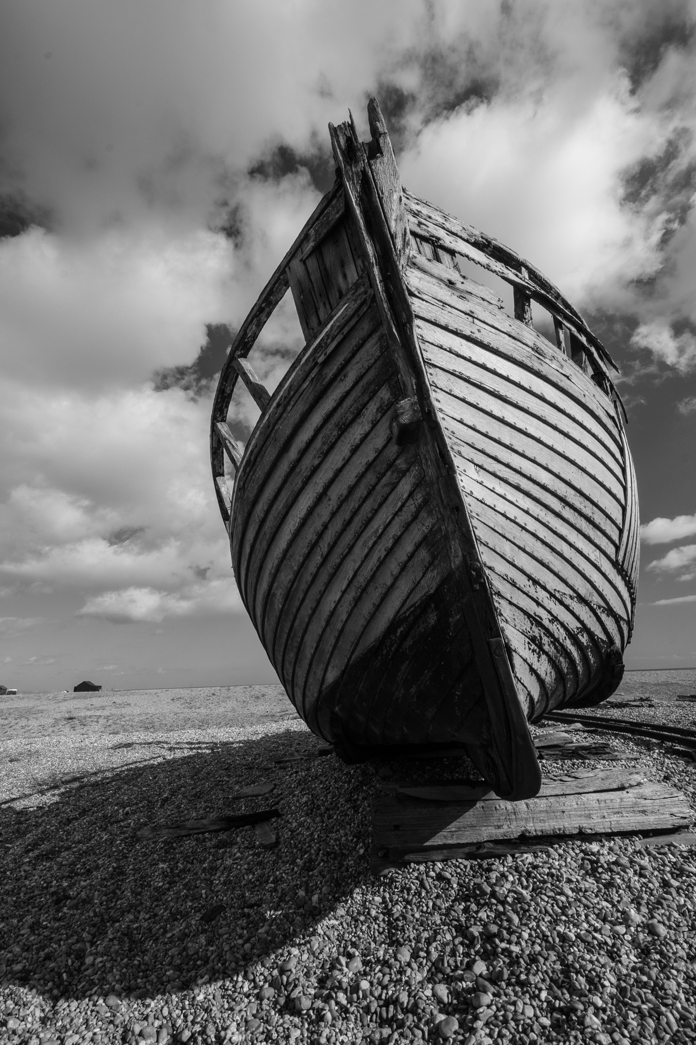Dungeness boat  by Steve Kent