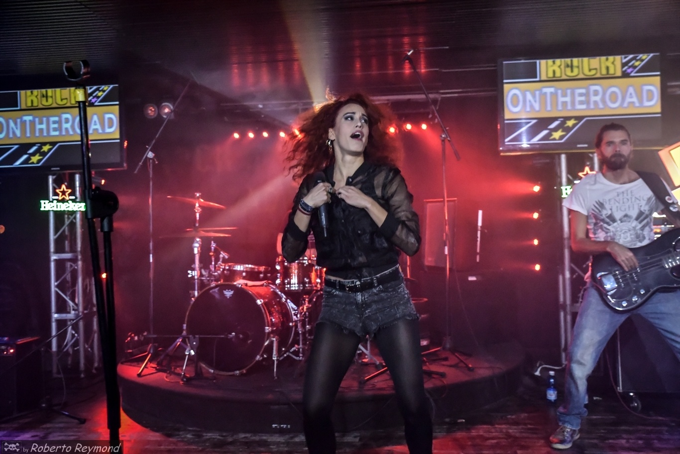ALTERED at Rock on the Road 01 by Roberto Reymond
