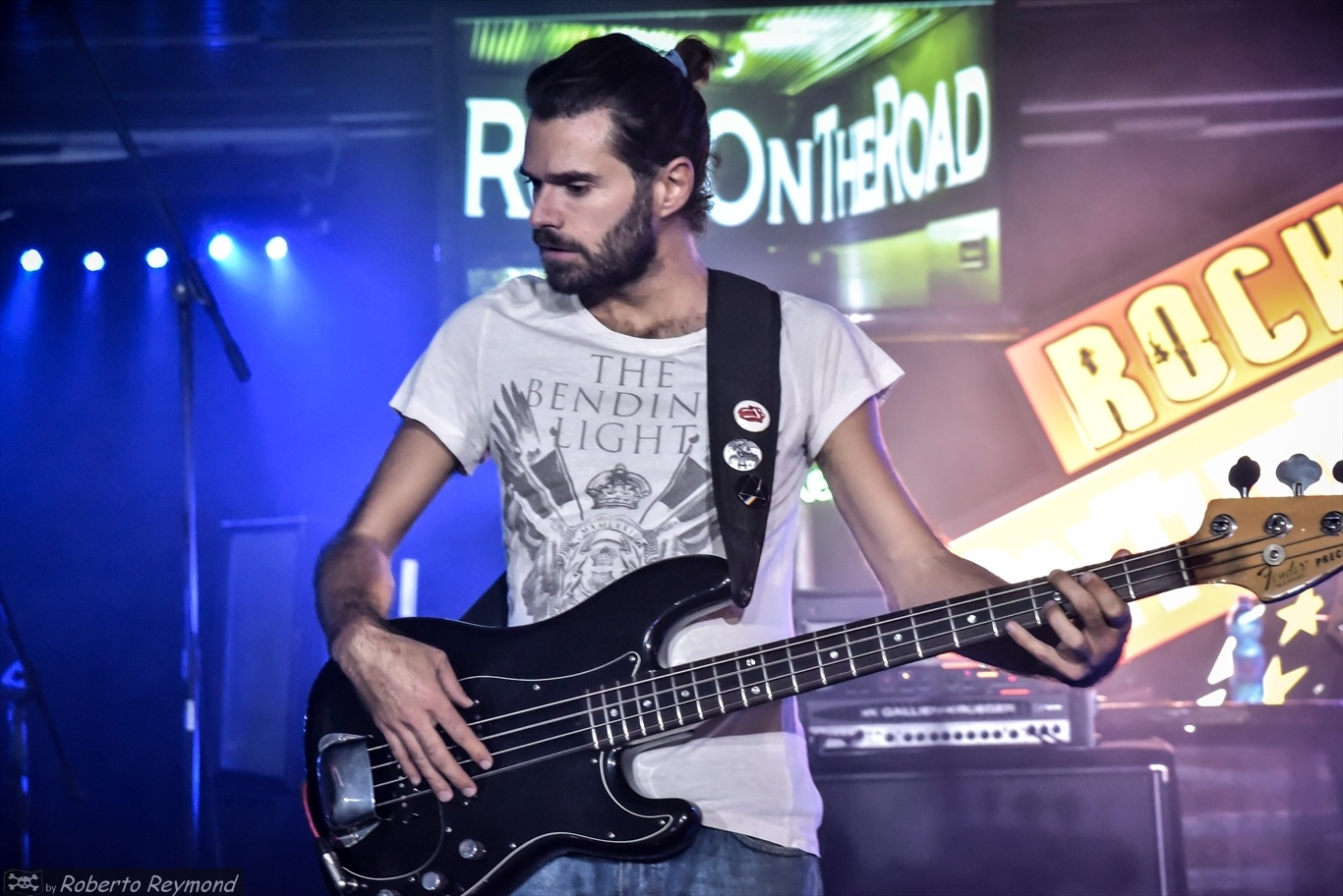 ALTERED at Rock on the Road 09 by Roberto Reymond