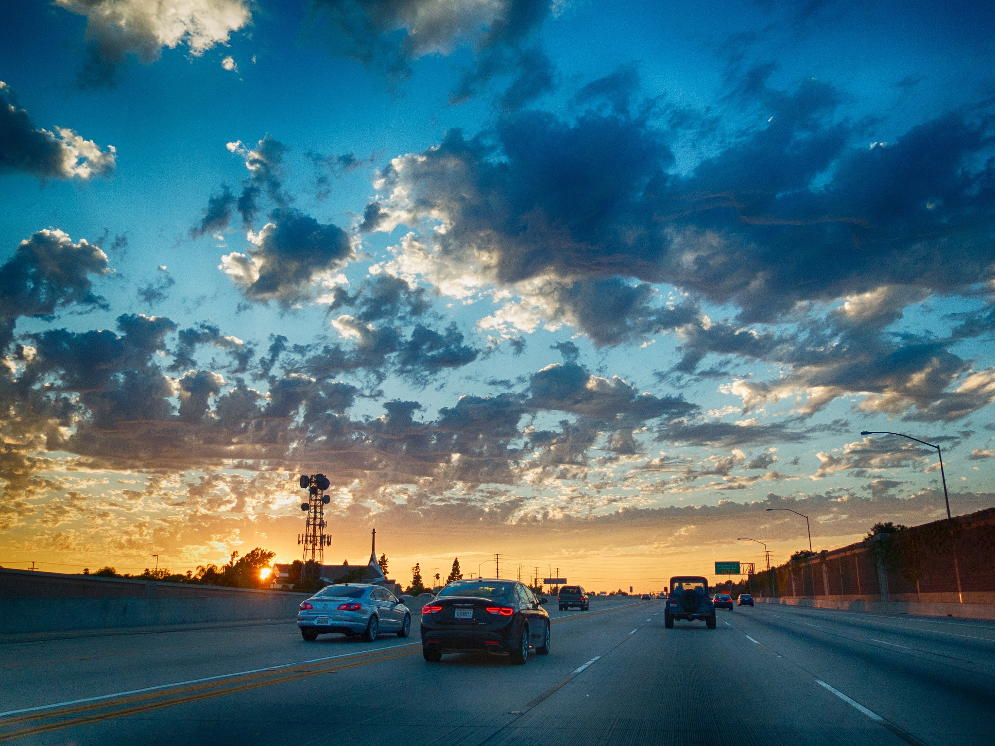 Sunset on the I-5 - #2 by jorger101