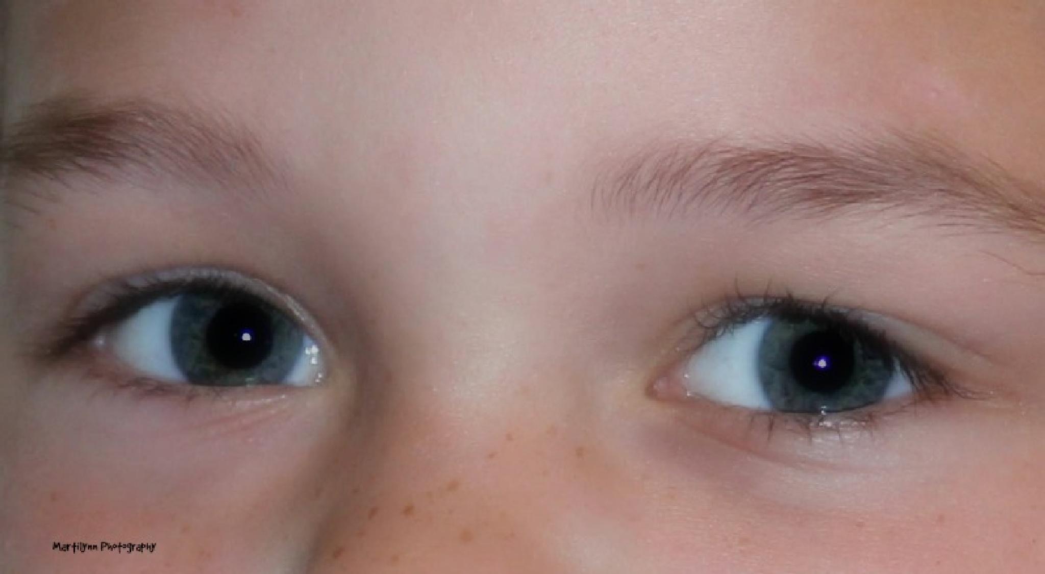 Eyes by Martina Parsley