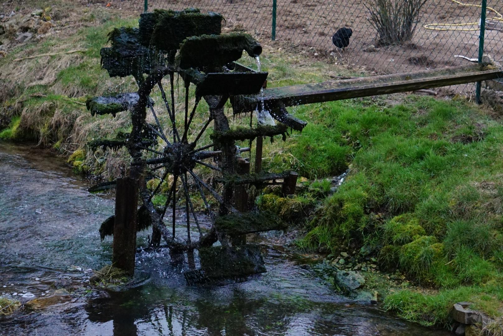Wasserrad by SUNNY_MK5
