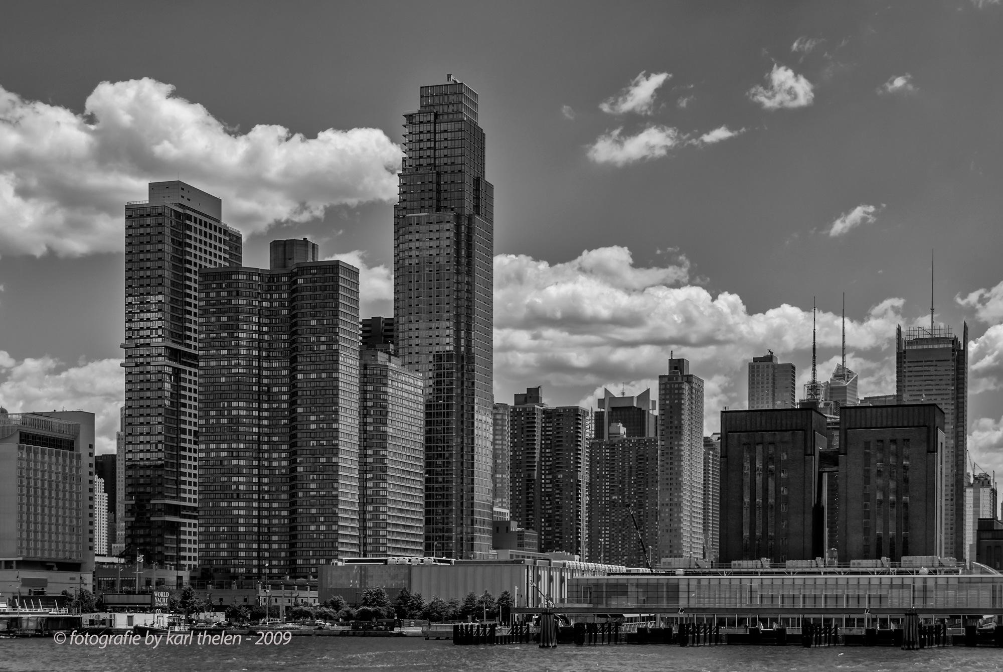 new york by karl hotz-thelen