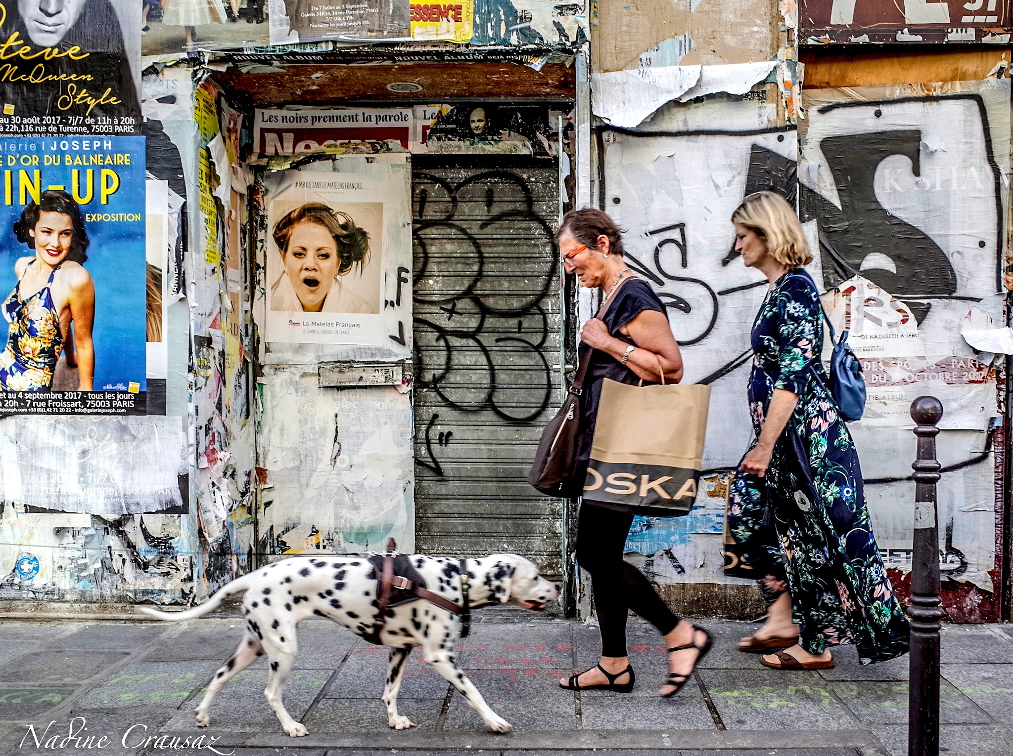 Paris  by crausaz