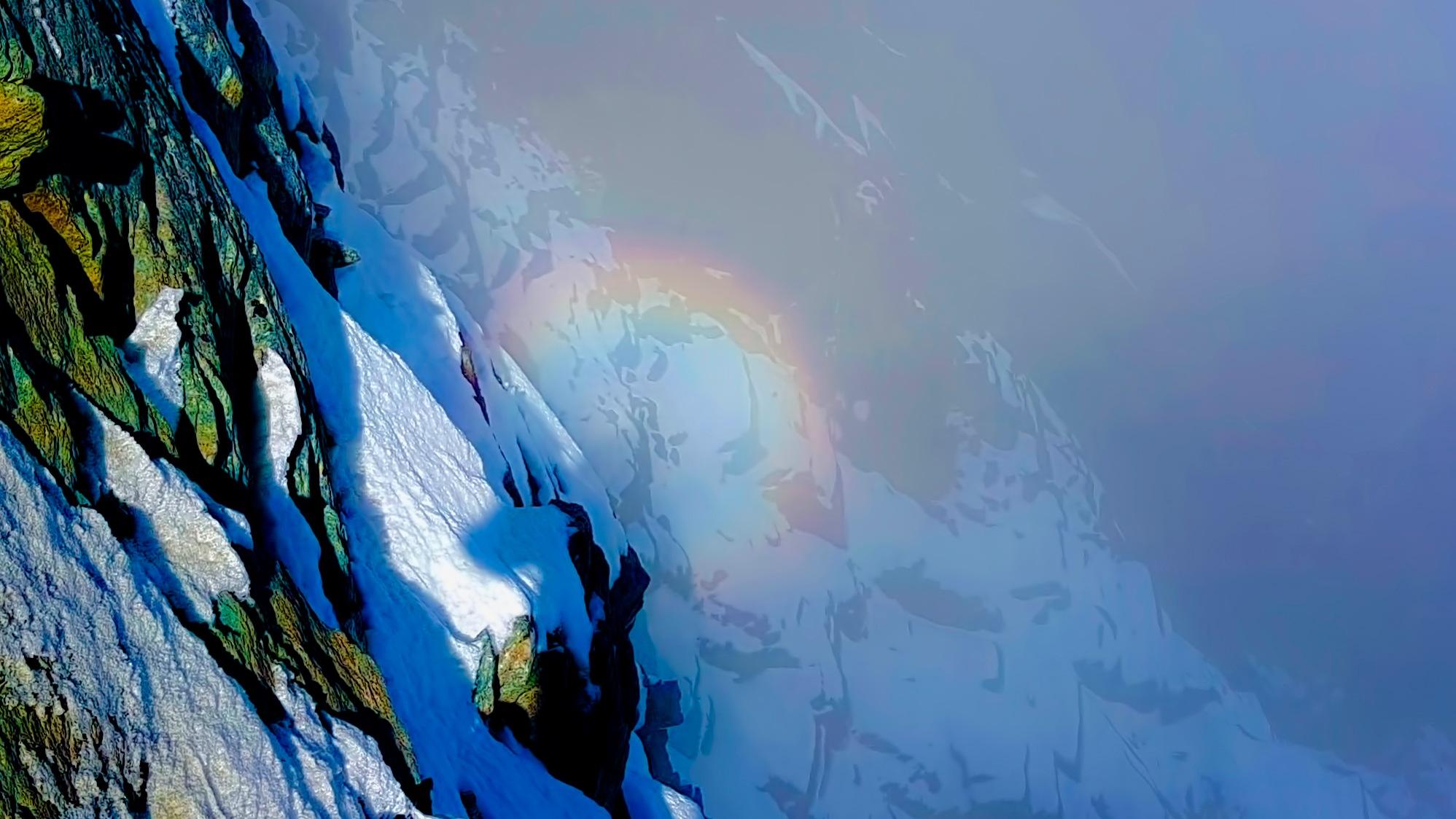 Mountain glory by Bojan Pintar
