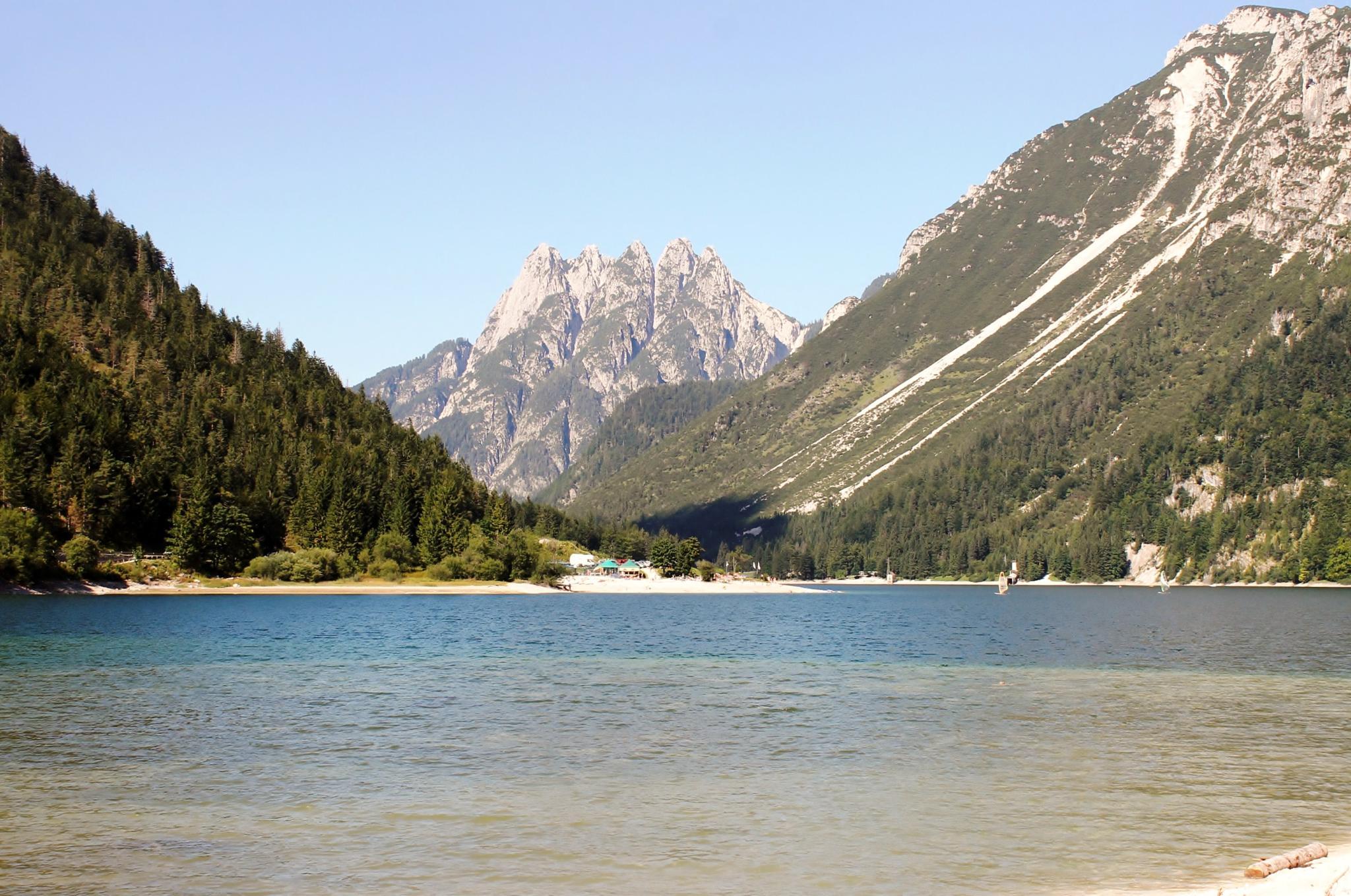 Lago di Raibl e le 5 Punte by meiferdinando