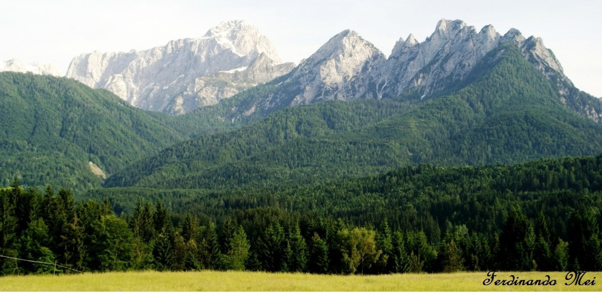 Alpi Giulie by meiferdinando