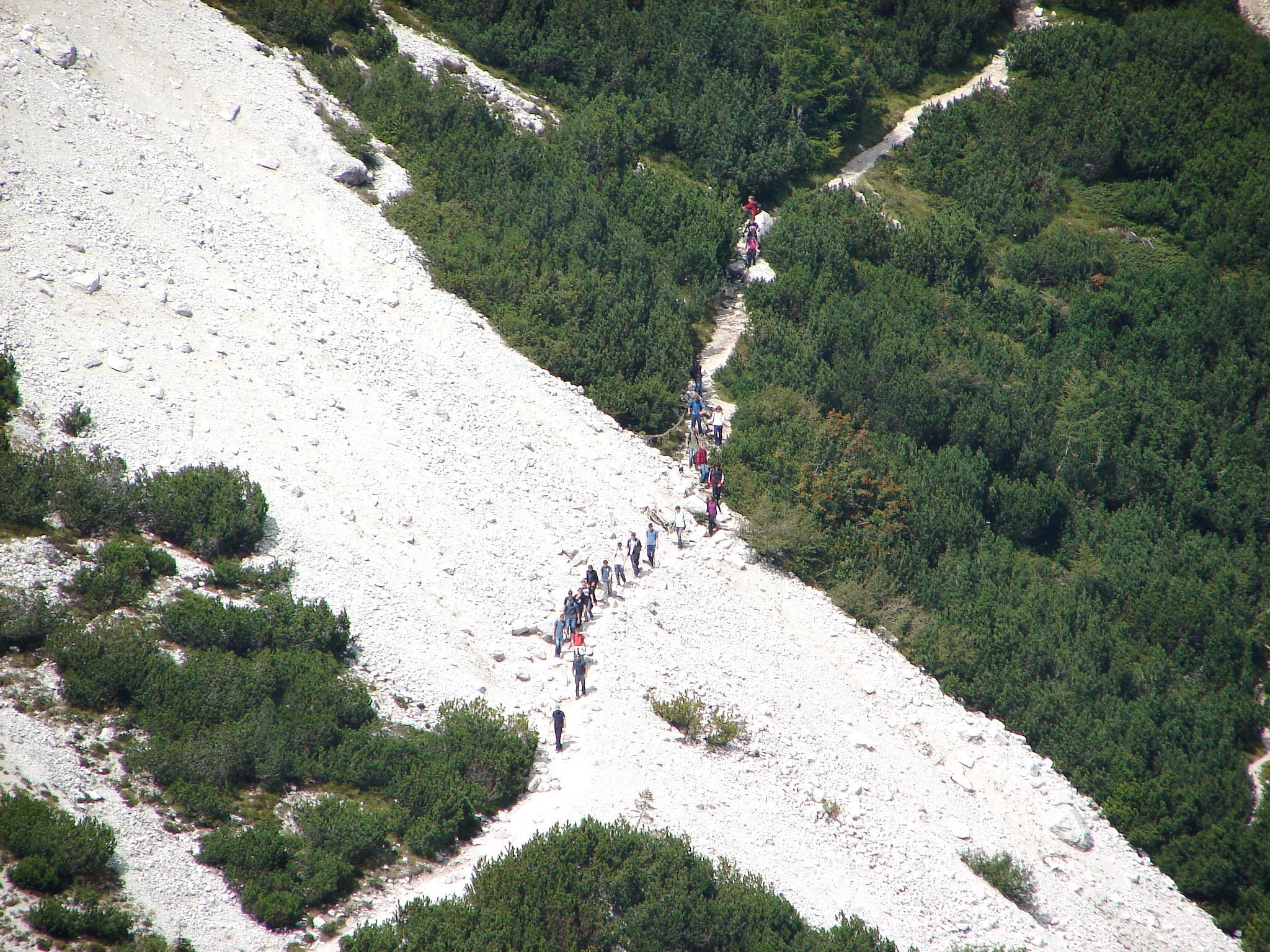 Passeggiata in montagna by meiferdinando