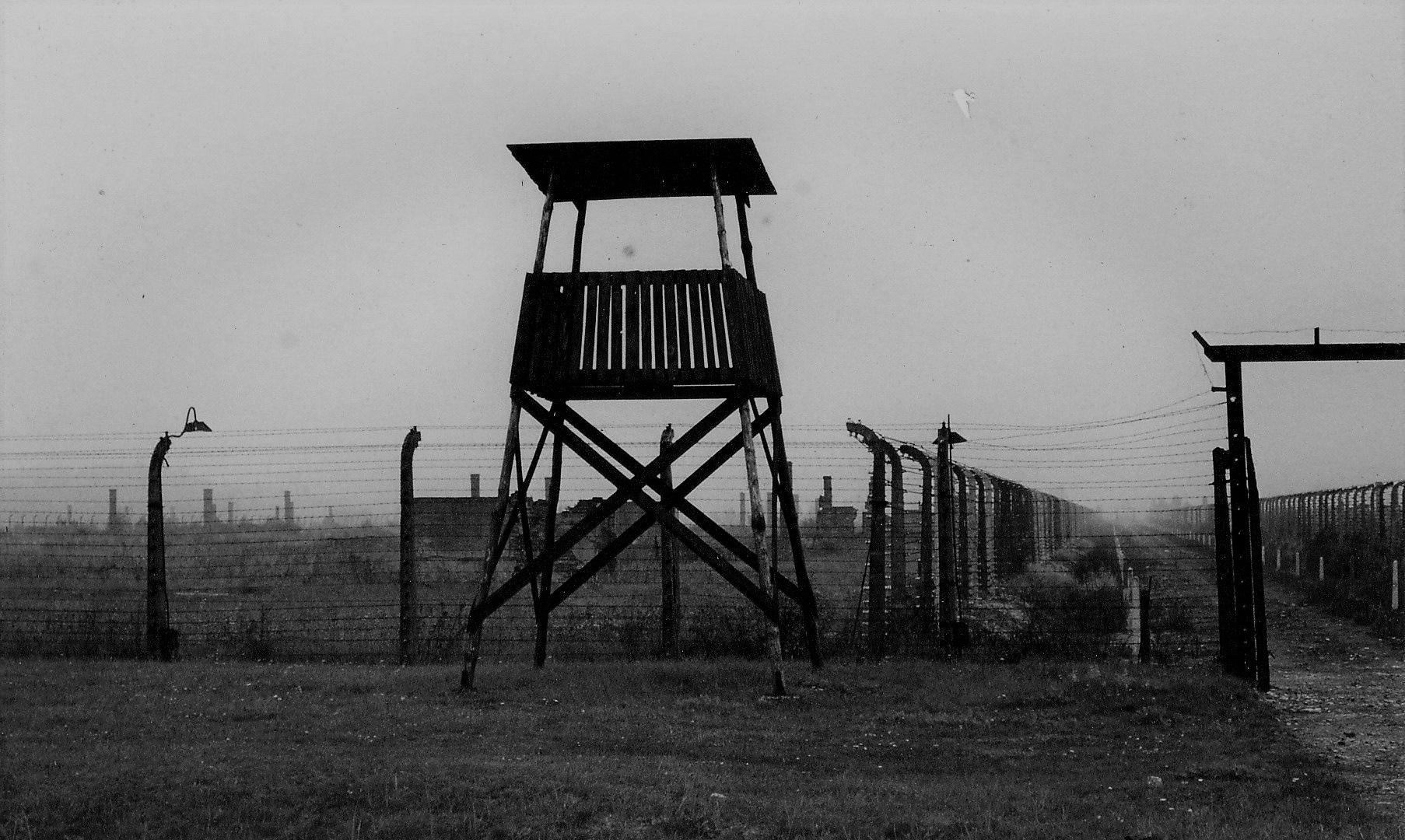 Campo di sterminio Auschwitz-Birkenau by meiferdinando