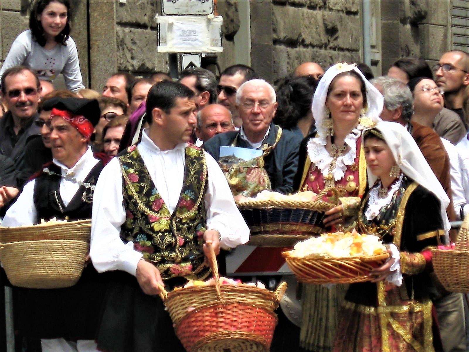 Cagliari, sfilata per sant'Efisio by meiferdinando