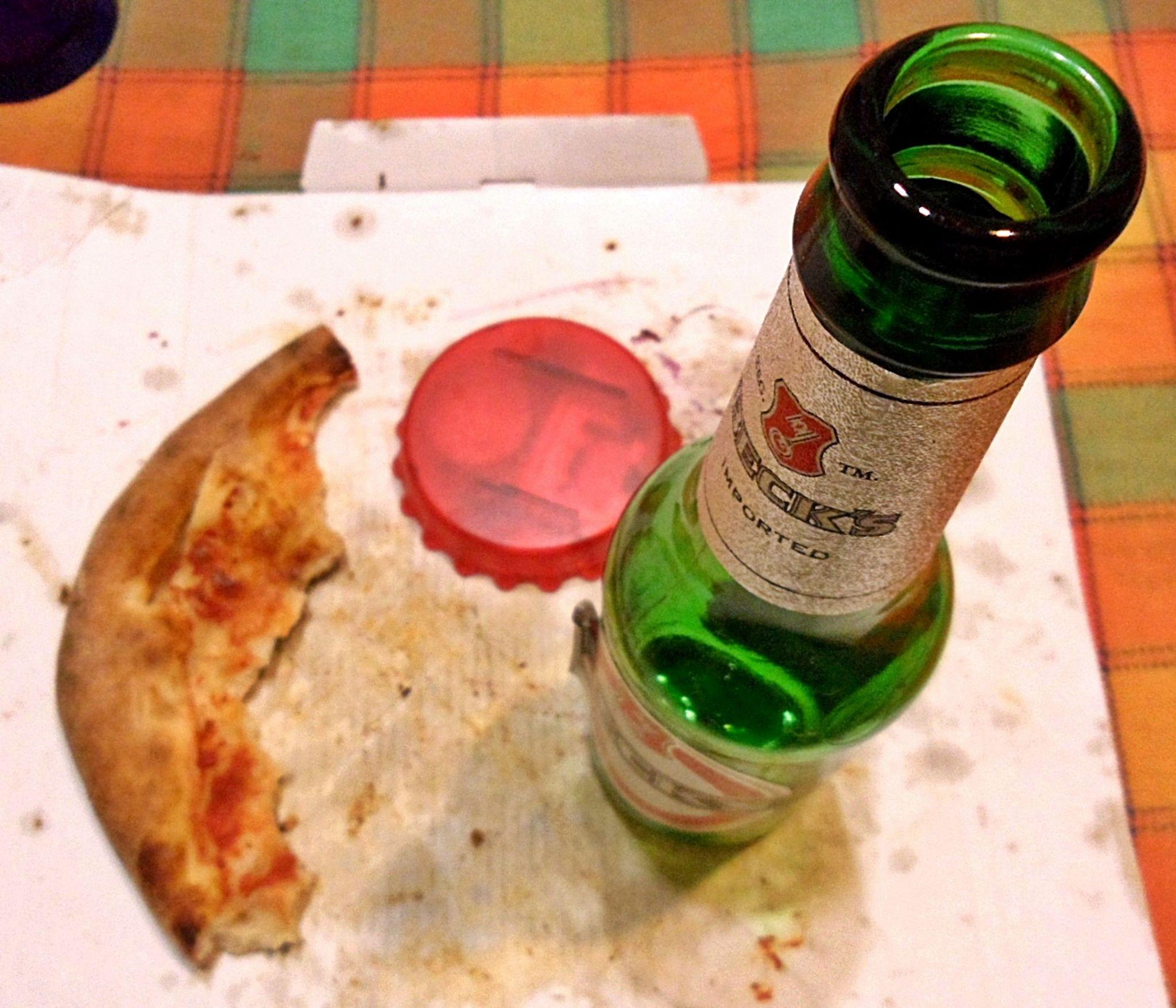 Pizza by Giovanni Paolo Ievolella