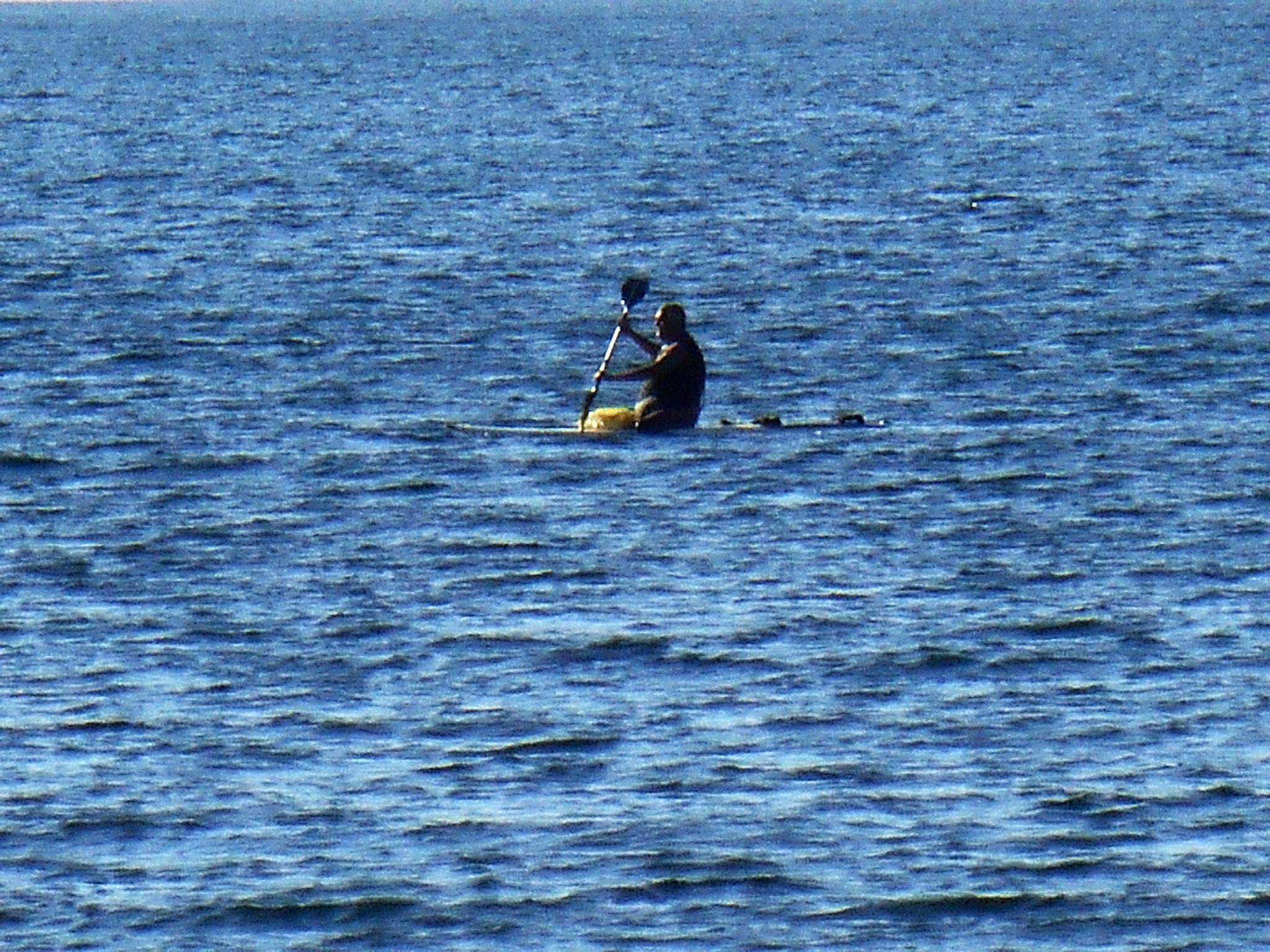 Canoe by Giovanni Paolo Ievolella