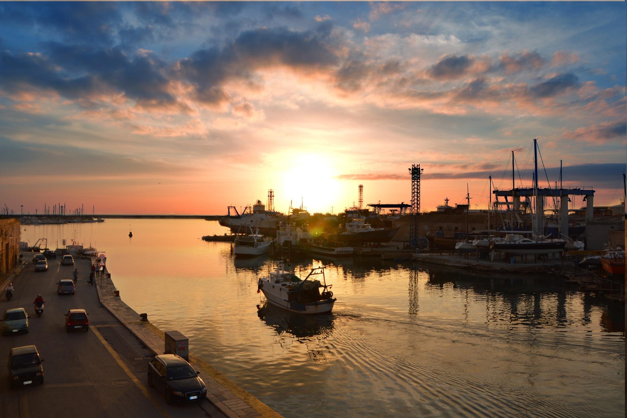 Port by Giovanni Paolo Ievolella
