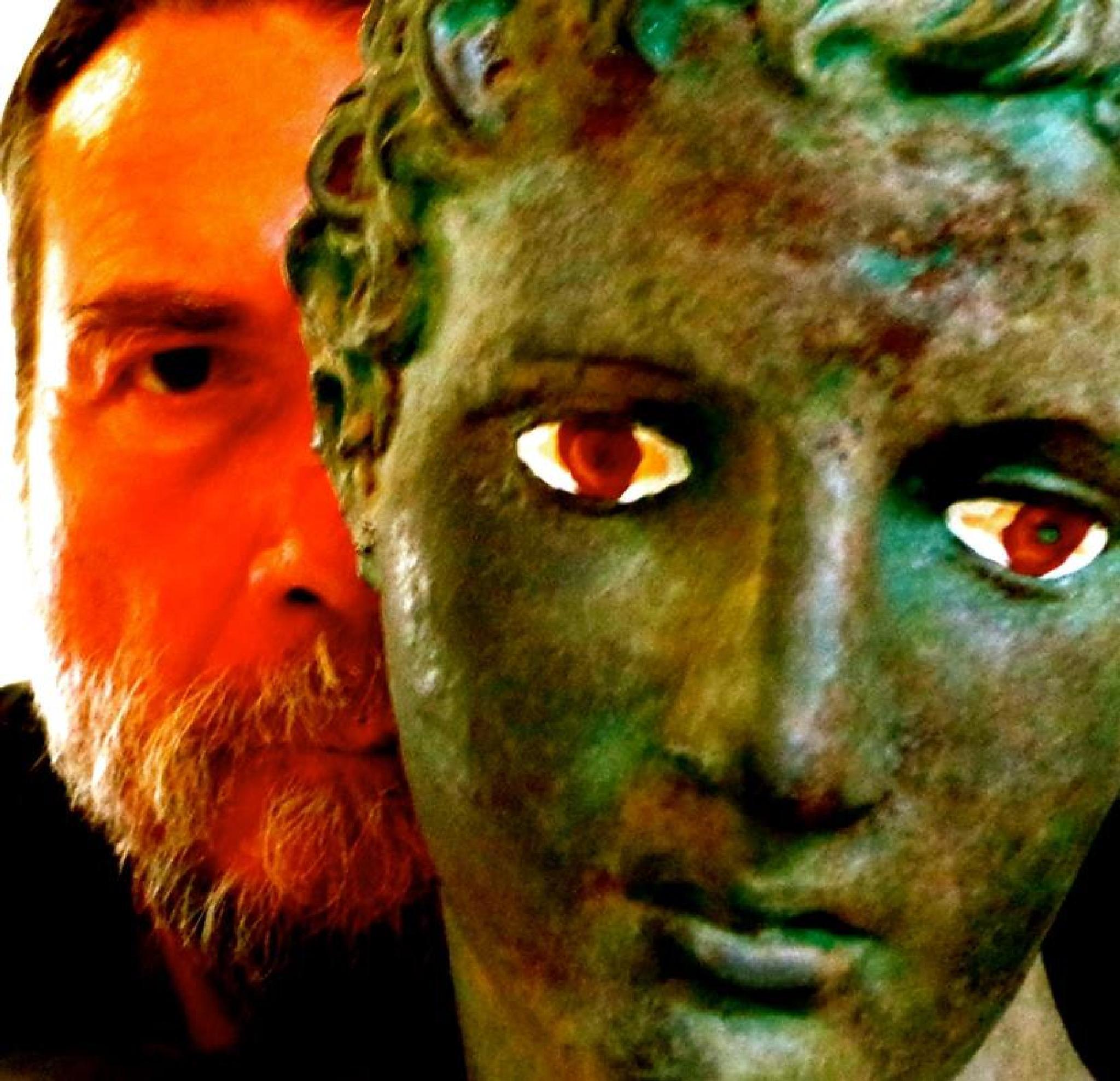 la grecia ha fatto gettare la maschera a tutti.... by Sergio Zandonella Golin
