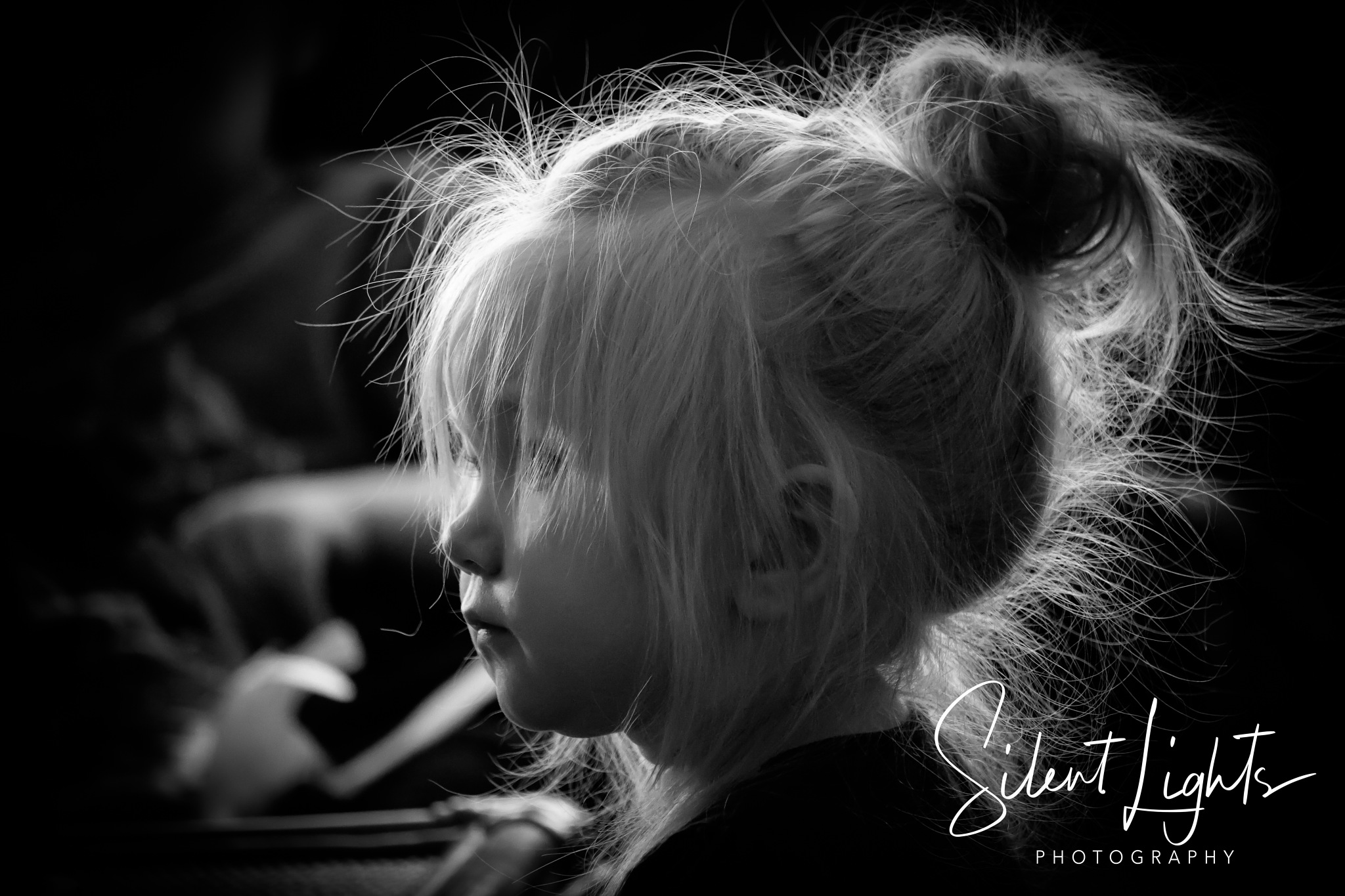 Messy buns by Jessica Dobscha