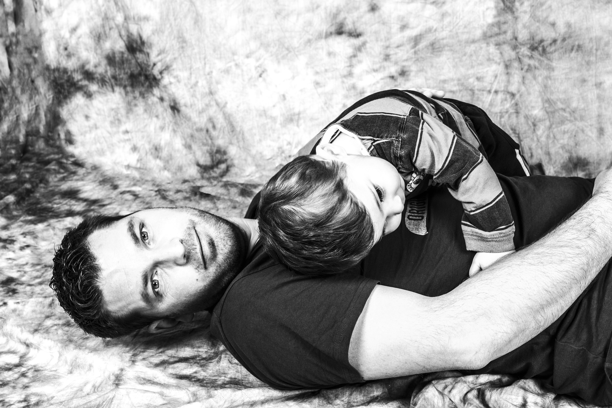 Dady... by Philippe Guilloud