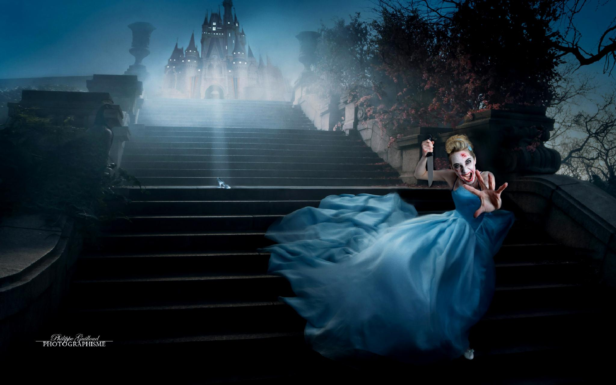 Cendrillon by Philippe Guilloud