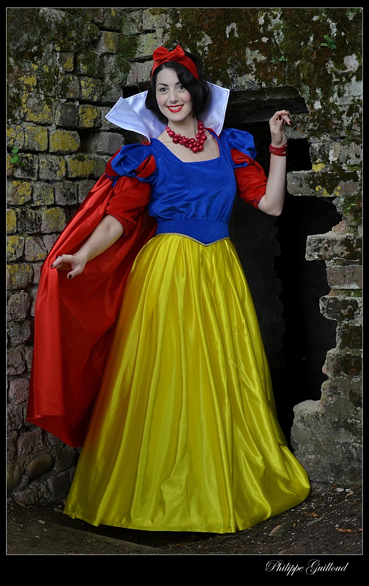 Blanche-Neige by Philippe Guilloud