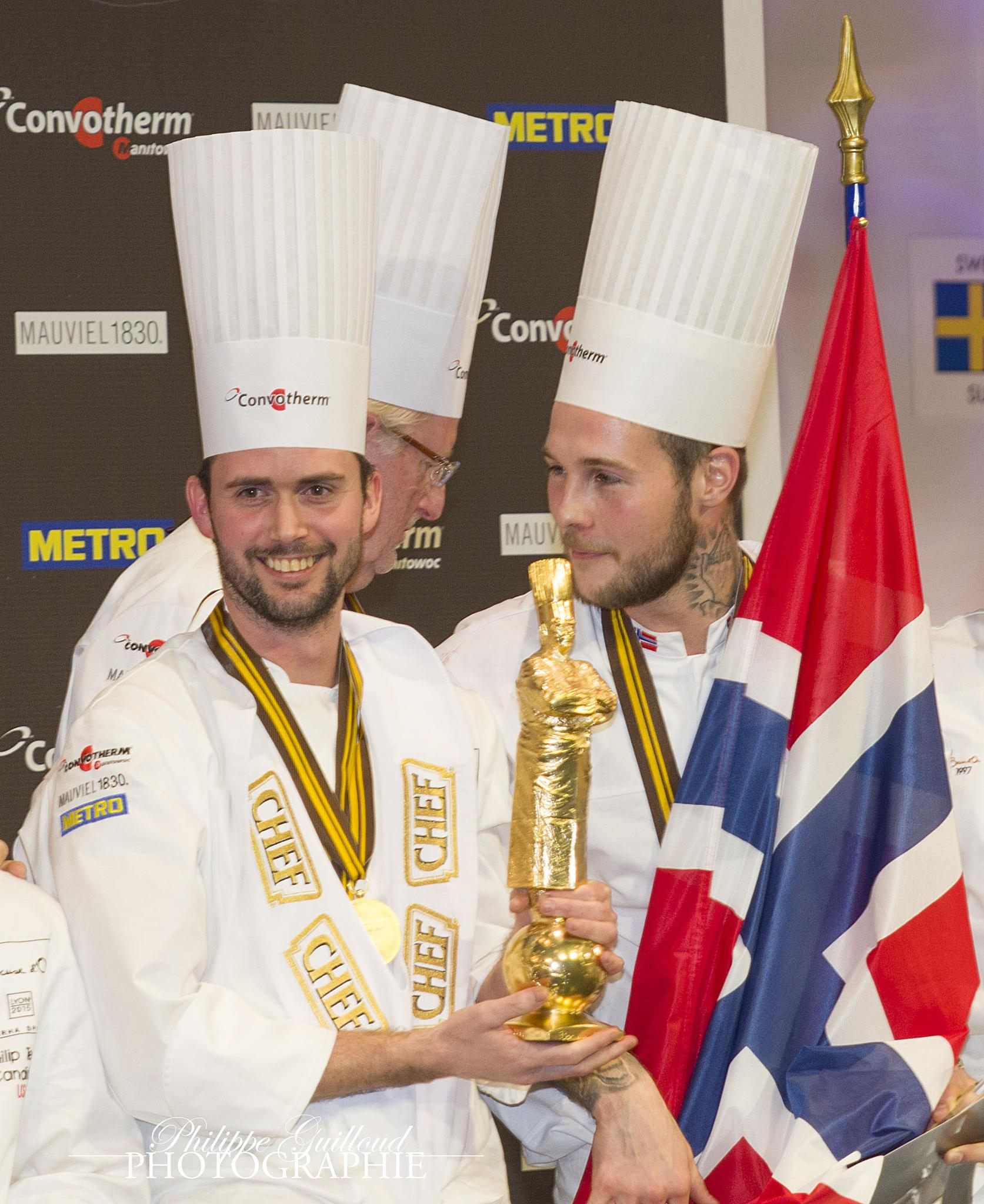 Bocuse d'Or by Philippe Guilloud