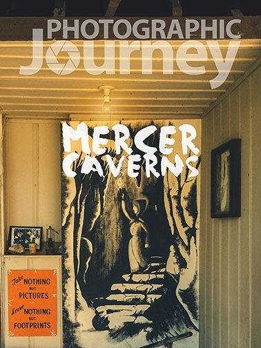Photographic Journey - Mercer Caverns. by Aeron Nersoya