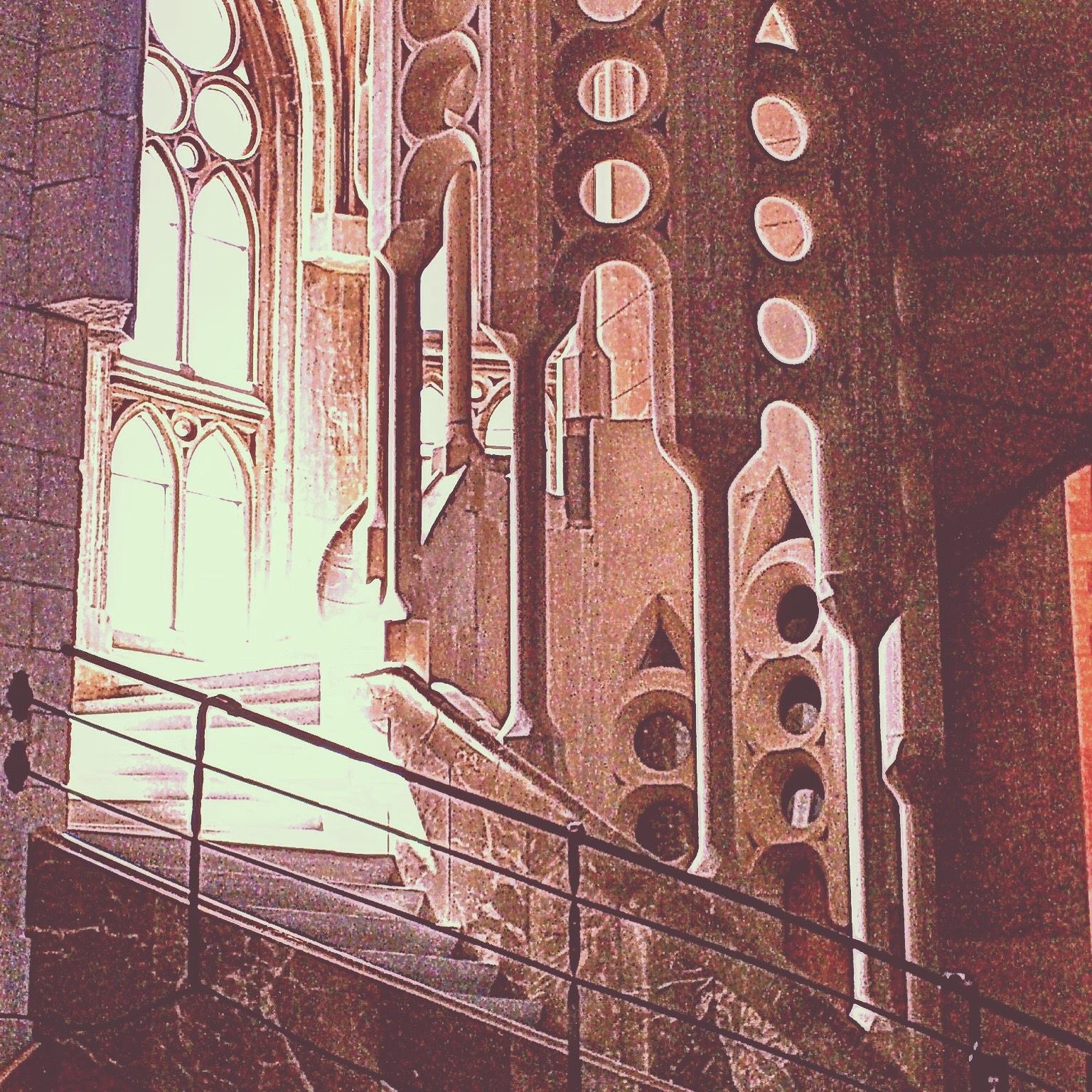 Sagrada Familia by Hector Lopez