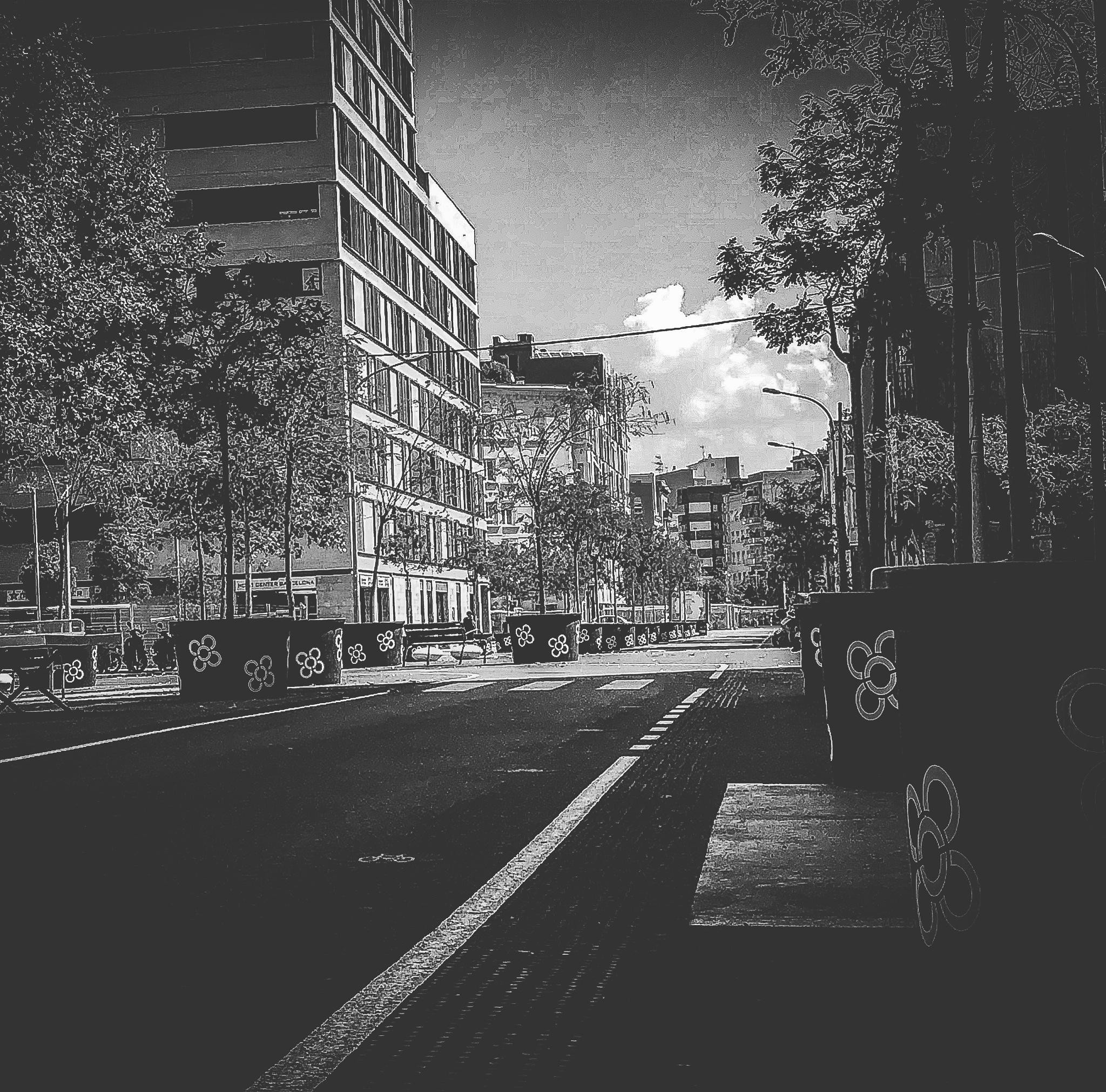 Superilla by Hector Lopez
