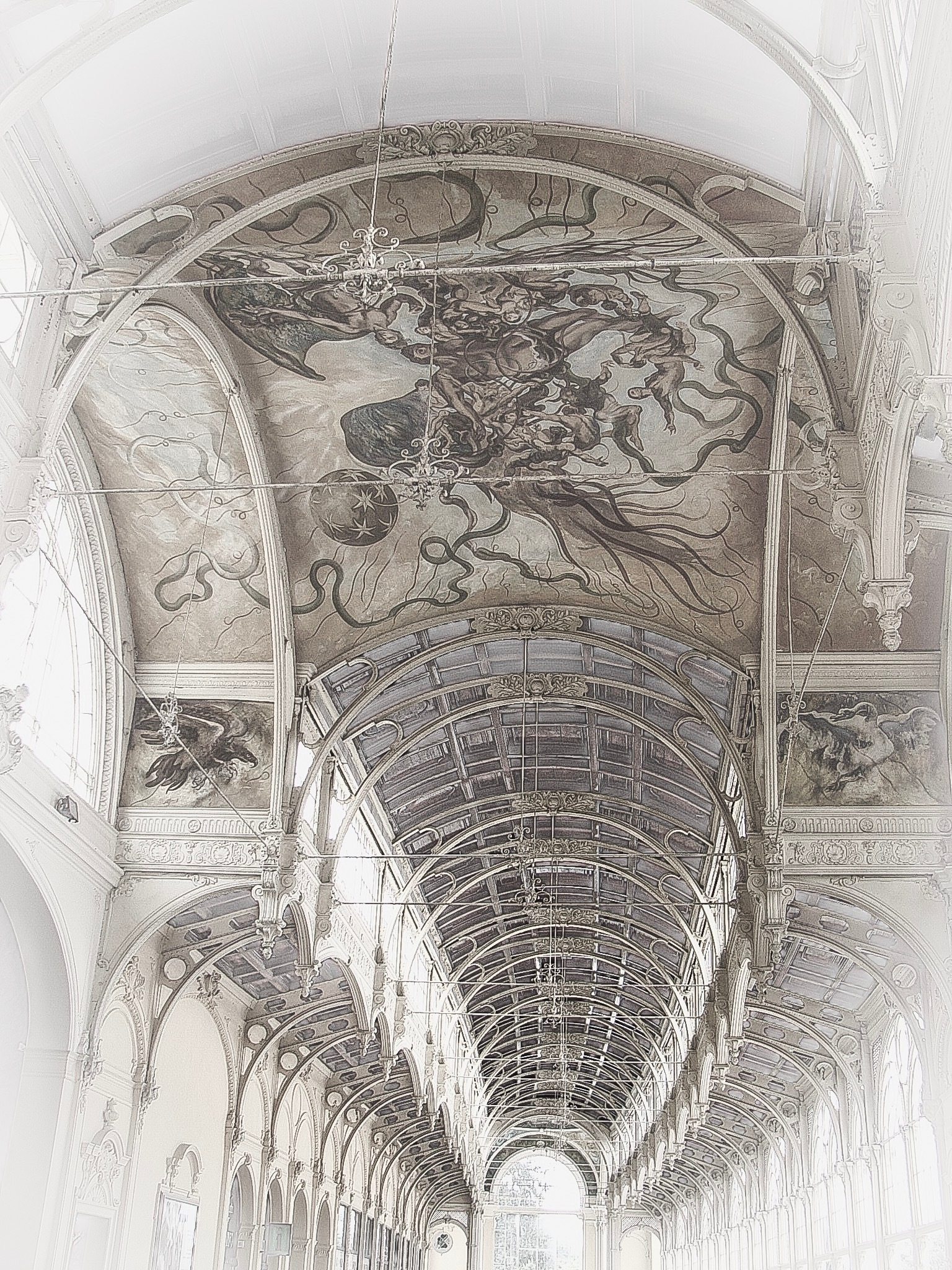 Karlovy Vary walk through the past by Hector Lopez