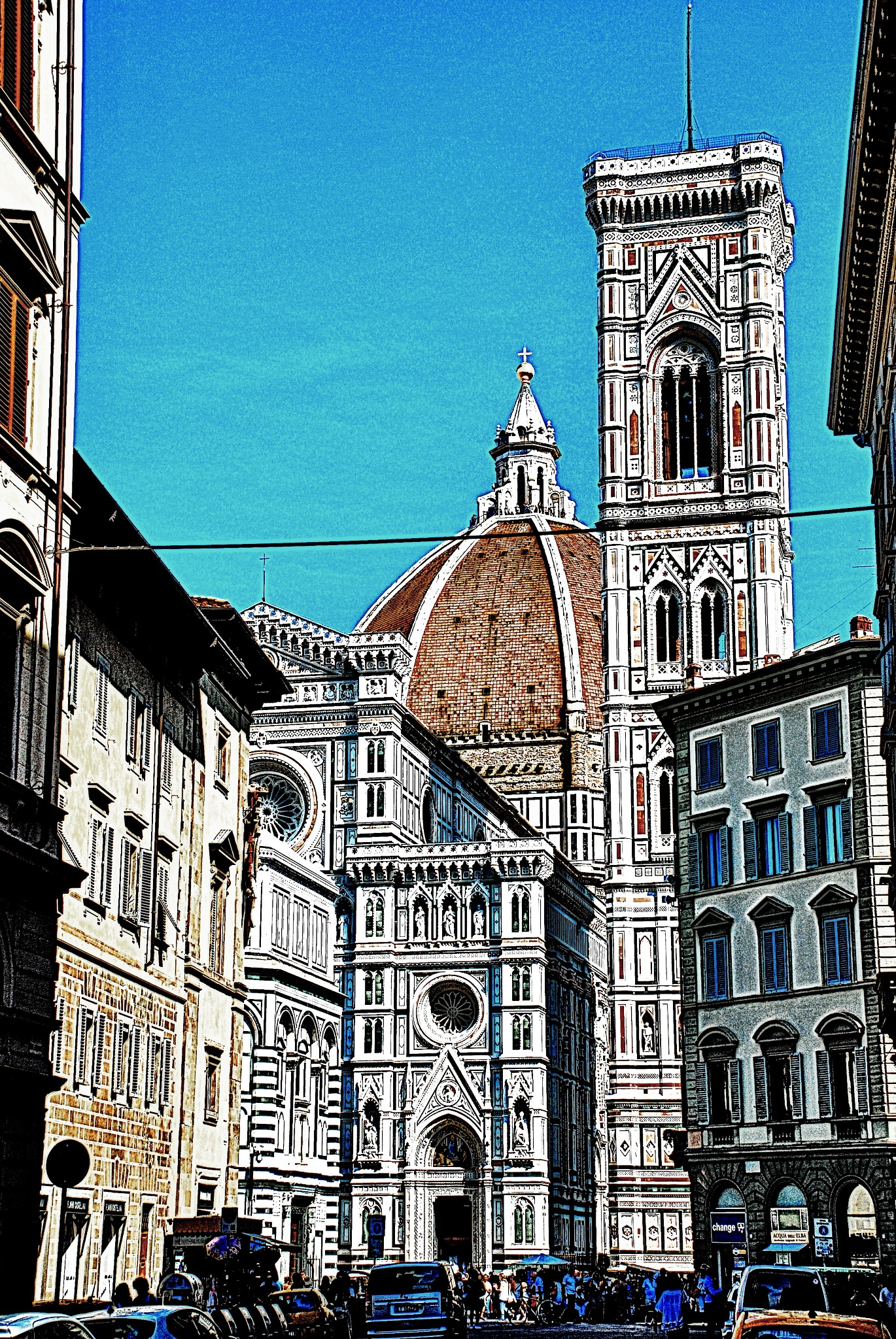 Duomo - Firenze by Hector Lopez