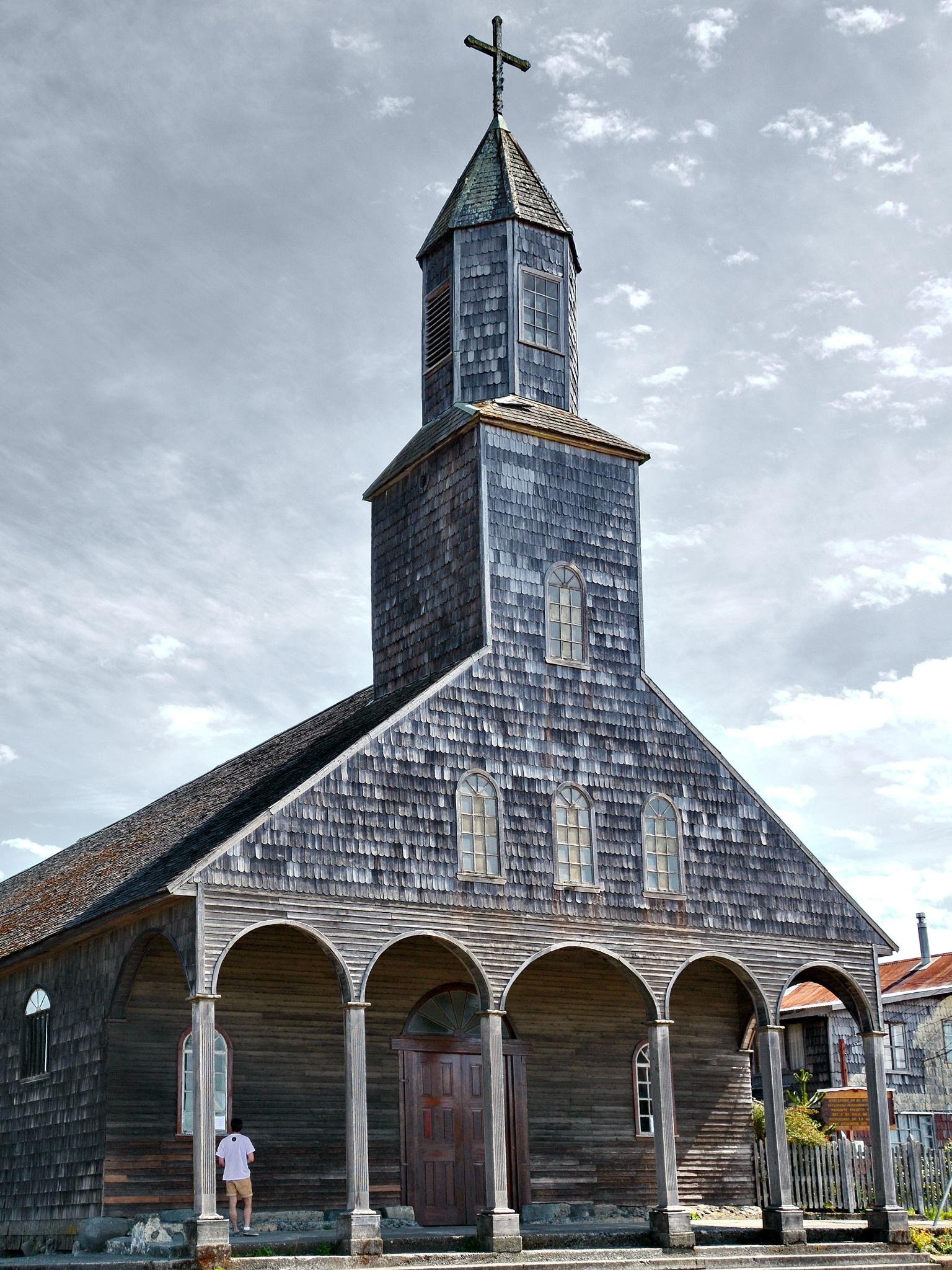 Church by Diego García-Huidobro