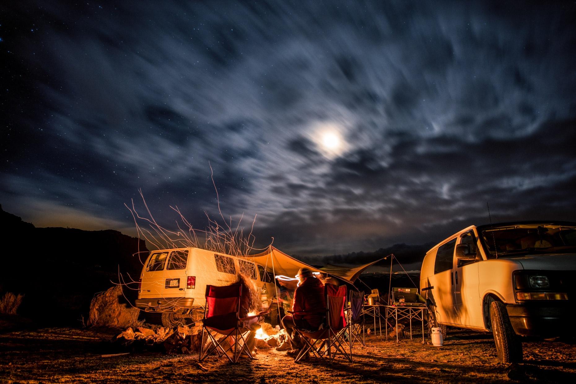 Photo in Journalism #adventure #camping #climbing #roadtrip #campfire #nikon