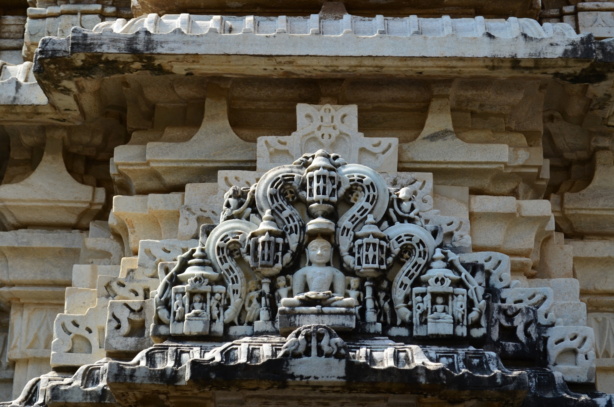 Photo in Architecture #marble art #ranakpur #india #rajasthan