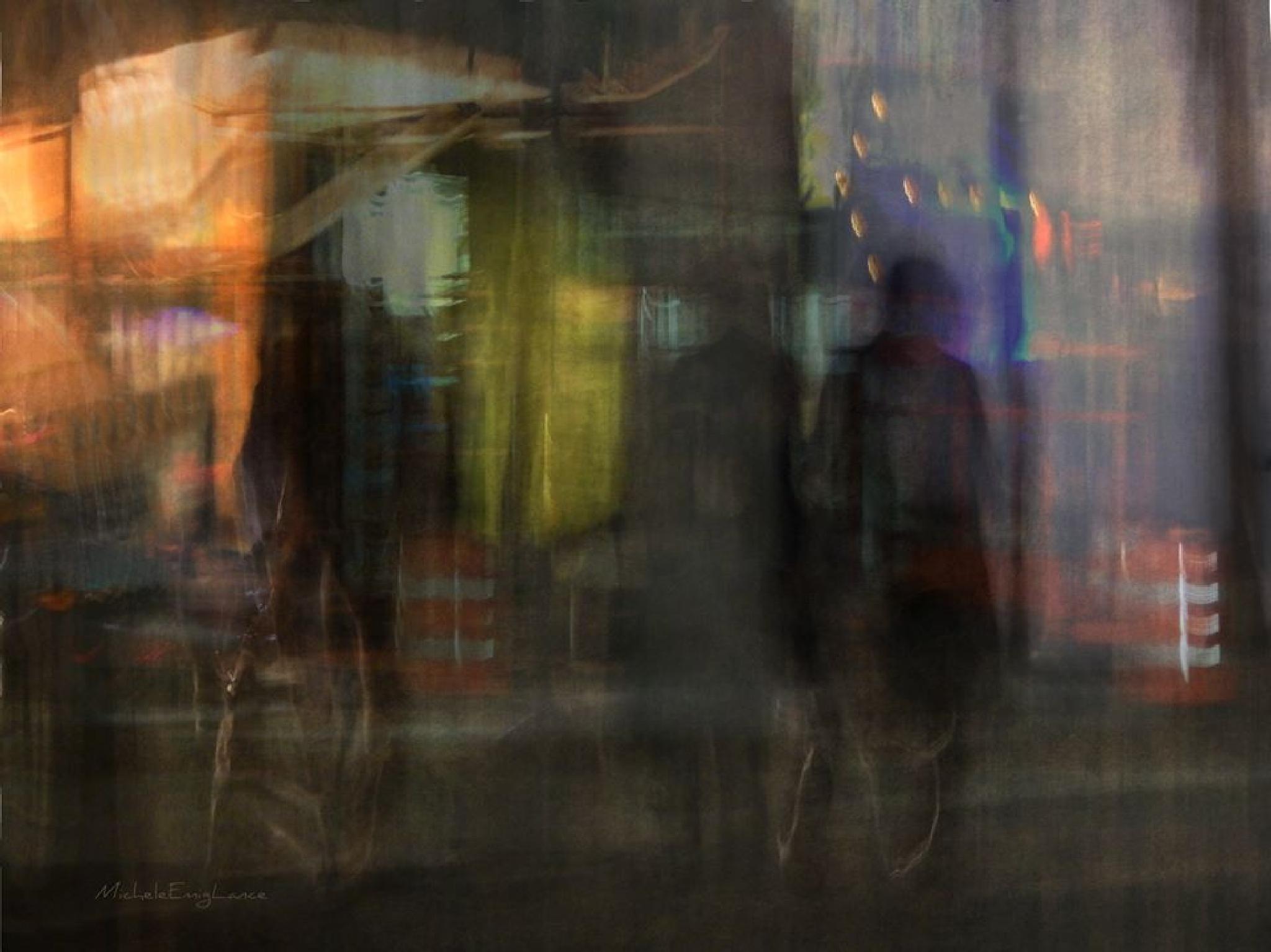 City Lights by Michele Emig Lance