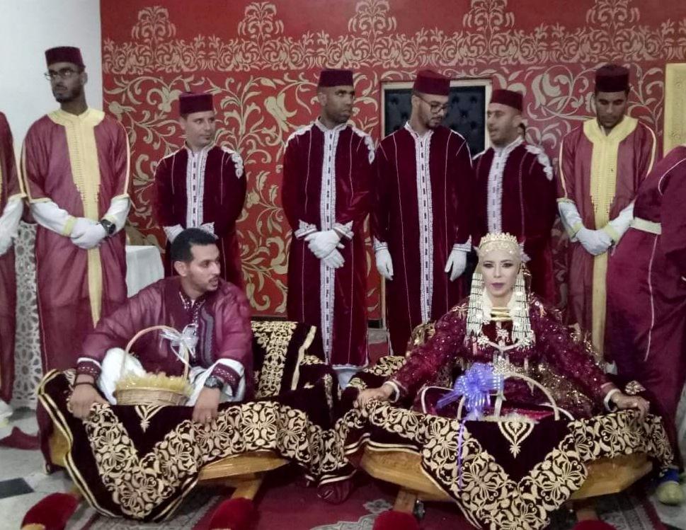 MOROCCAN WEDDING by Faida Ch