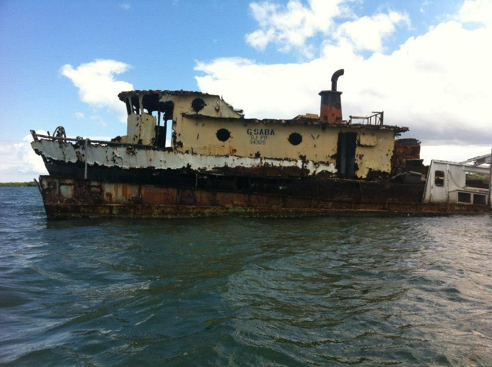 Old ship wreck  by MsPictureTime