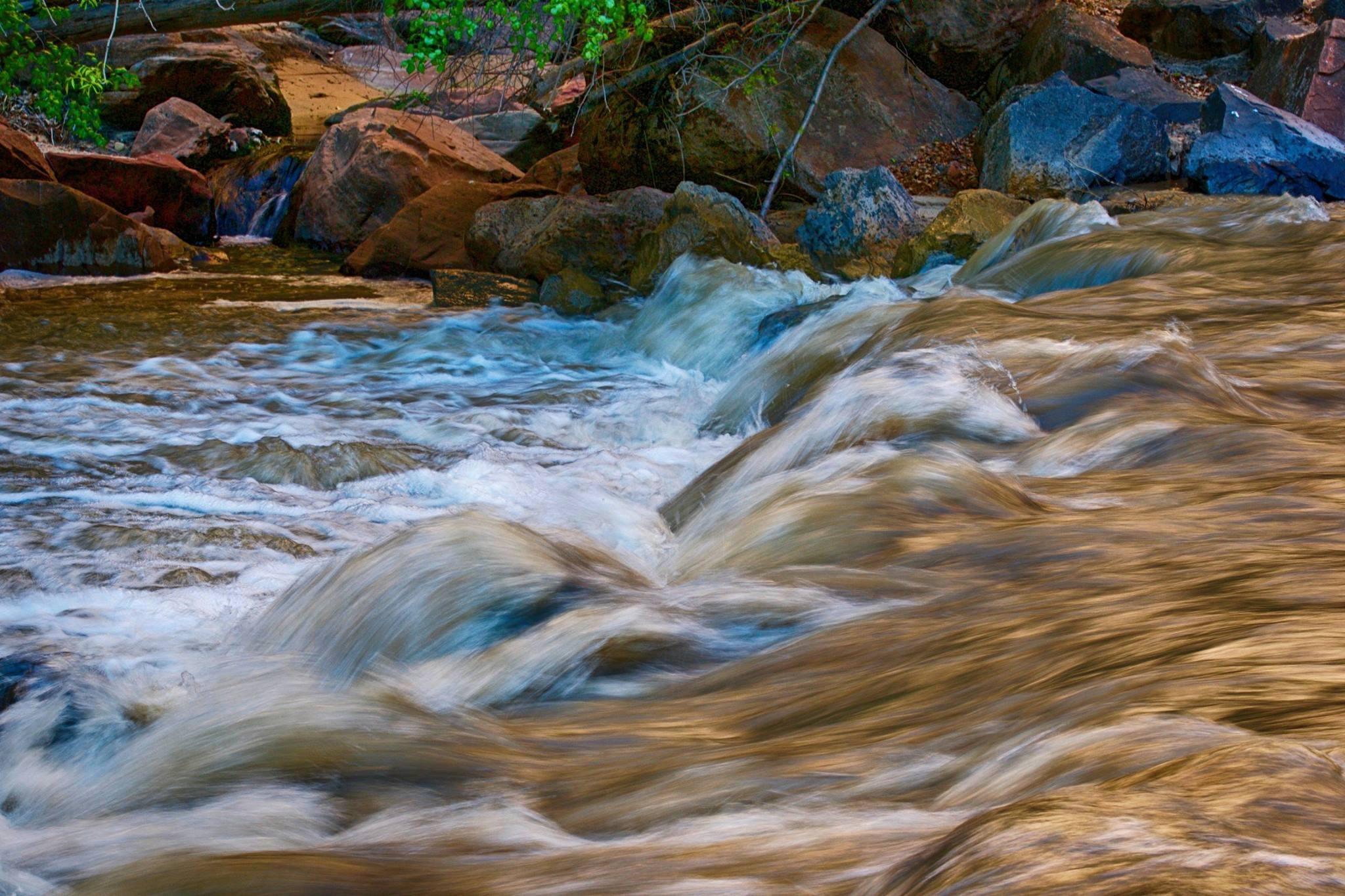 Virgin River by Christine Andrada