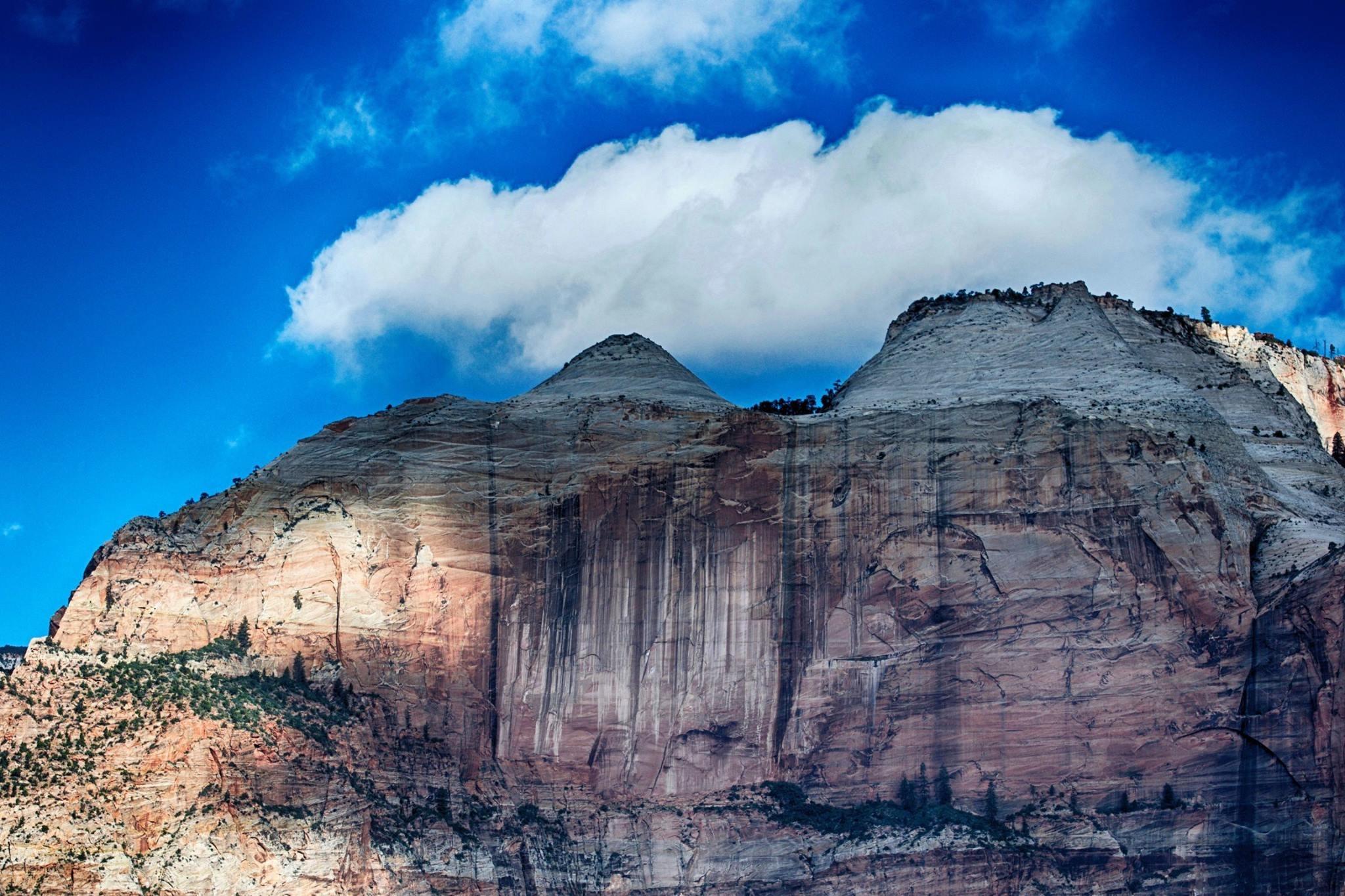 Zion National Park by Christine Andrada